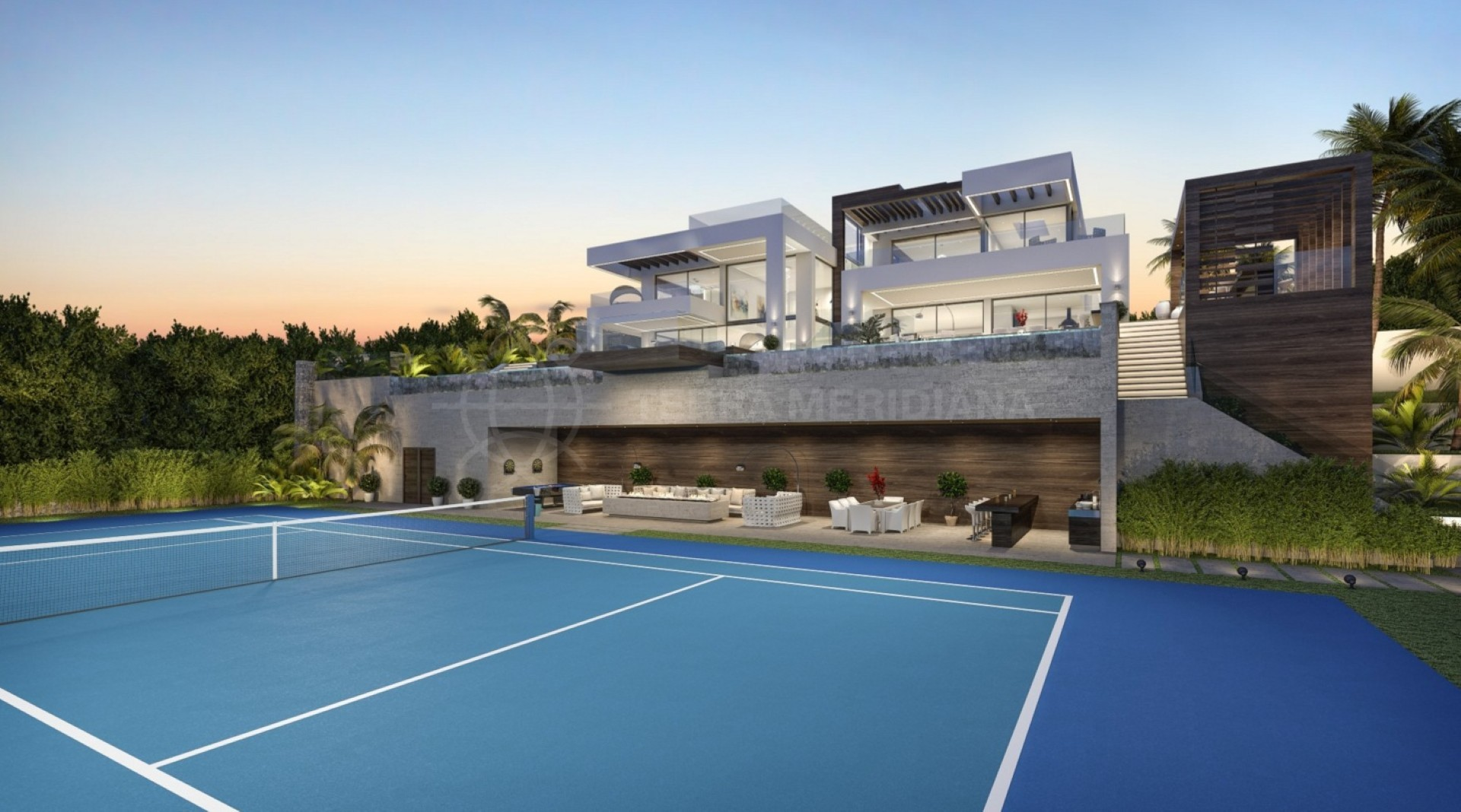 New Build Luxury Modern Villa For Sale Private Pool
