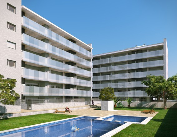 Apartamento en venta en Lleida