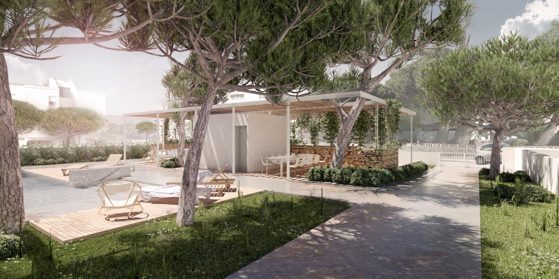 Duplex en venta en Colonia Sant Jordi, Ses Salines
