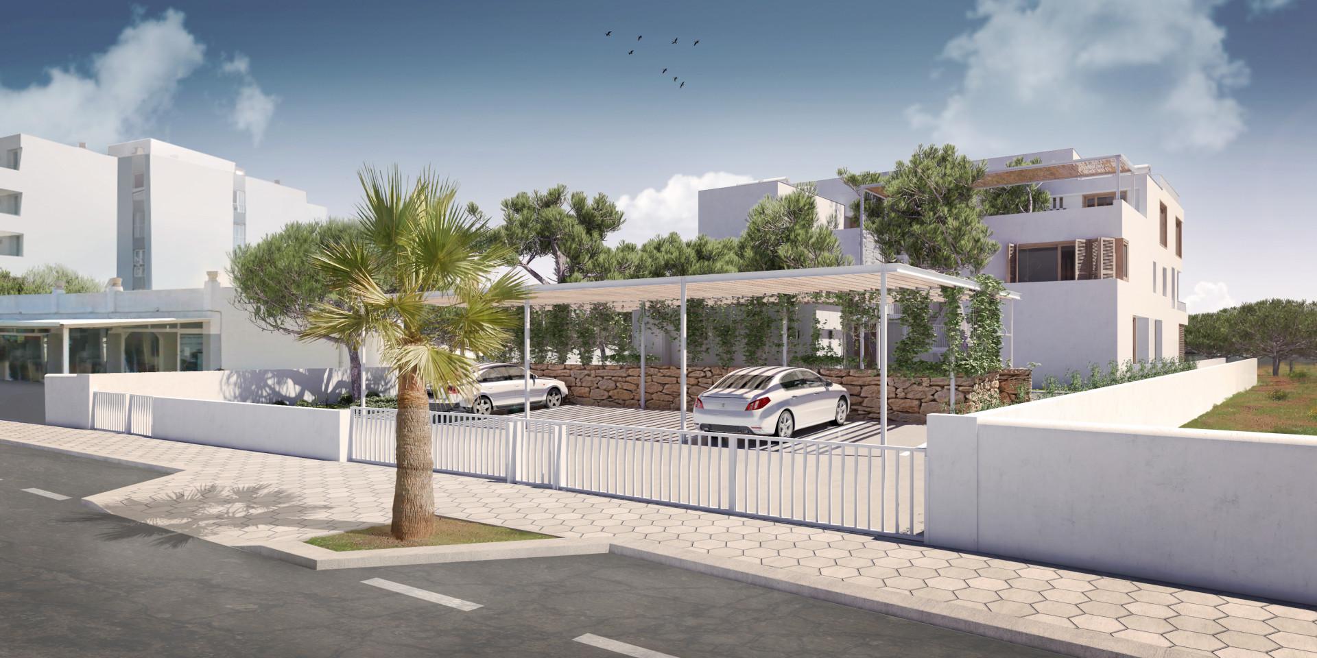 Apartamento en venta en colonia sant jordi ses salines - Apartamentos en colonia ...