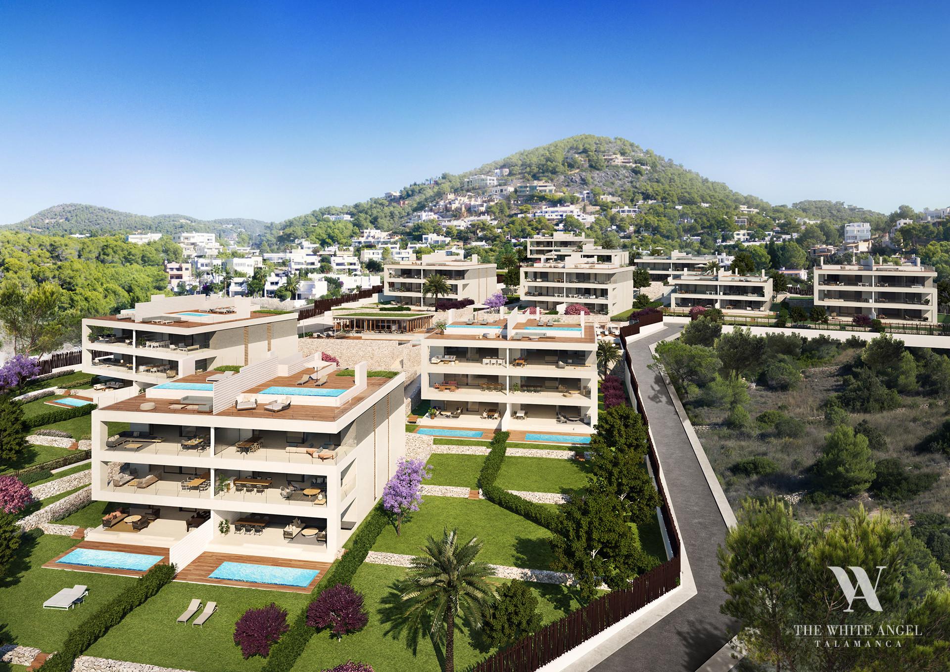 Development TWA Talamanca, Ibiza