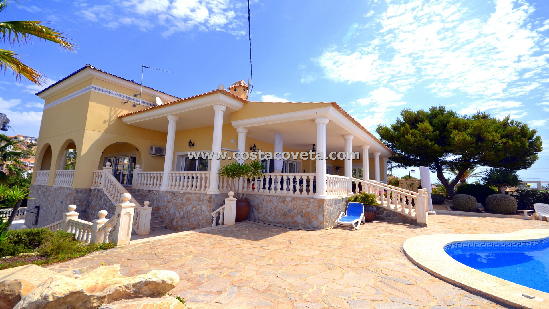 Villa in Coveta Fuma, El Campello