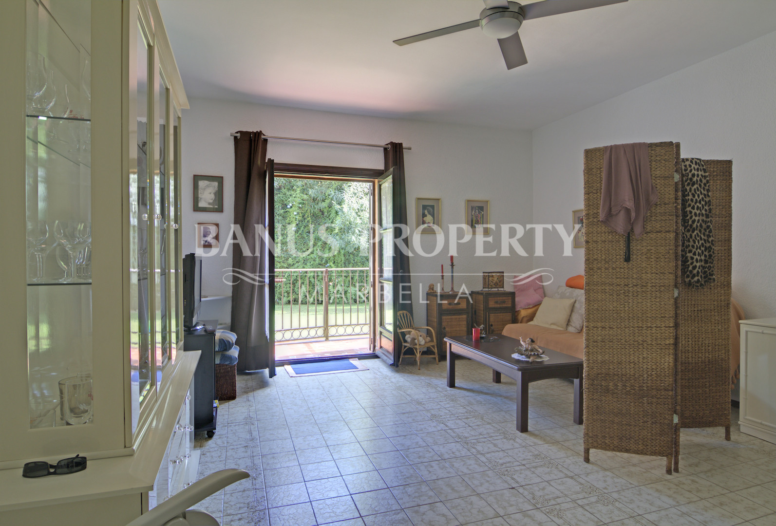 1 bedroom ground floor apartment for sale in Andalucia del Mar