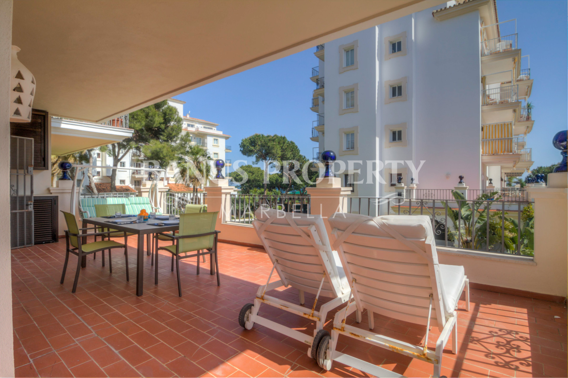 1 Bedroom apartment in Andalucia del Mar