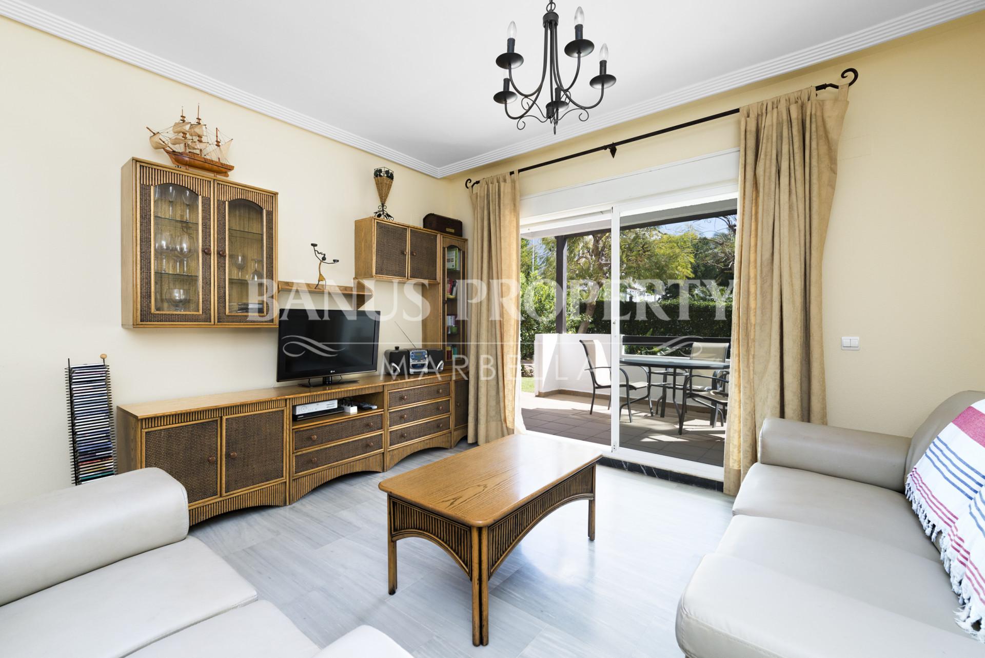 2 bedroom apartment in Medina Garden - Puerto Banús