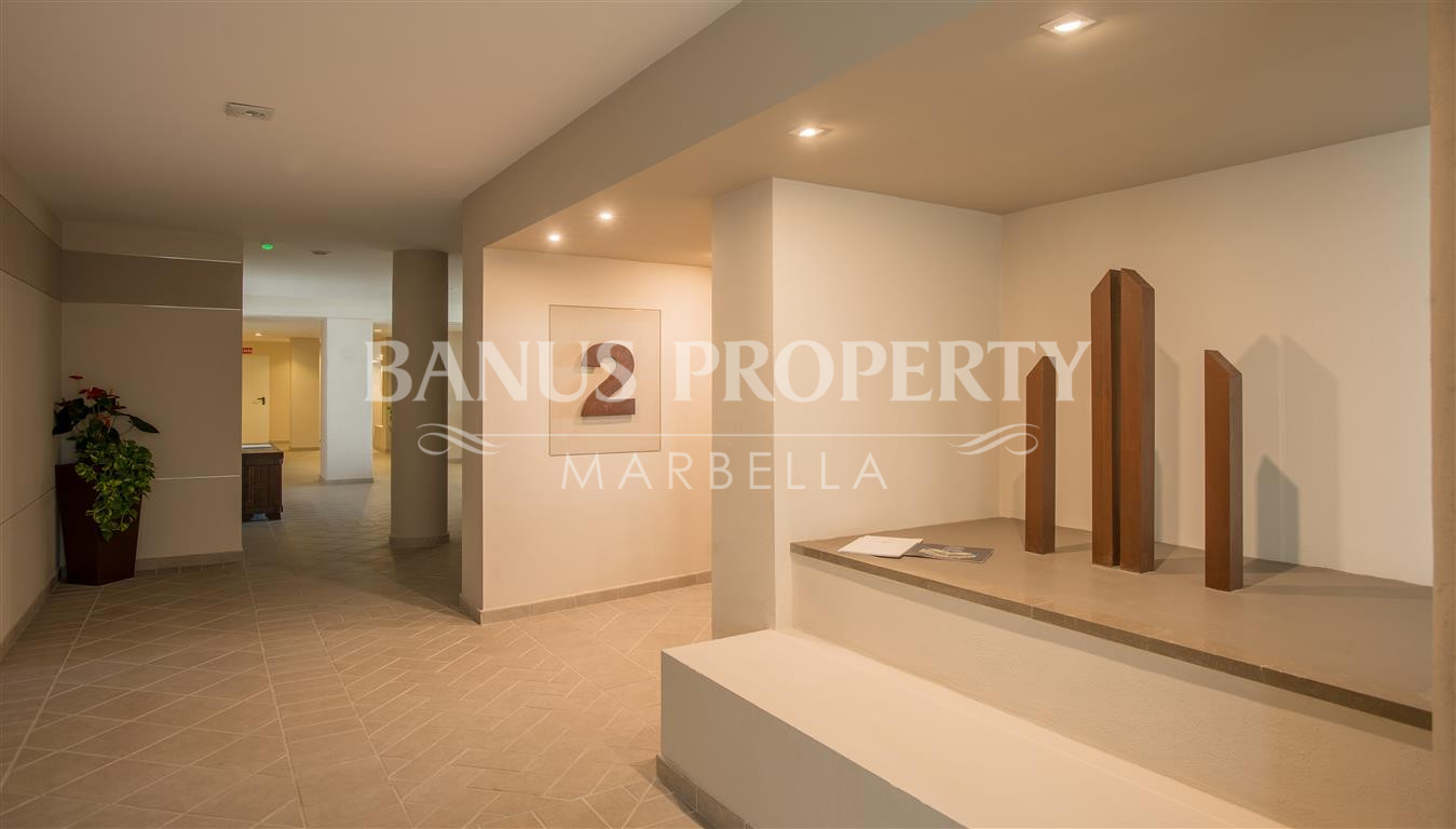 Luxury newly built two bedroom penthouse apartment for sale just five minutes' drive to Puerto Banús