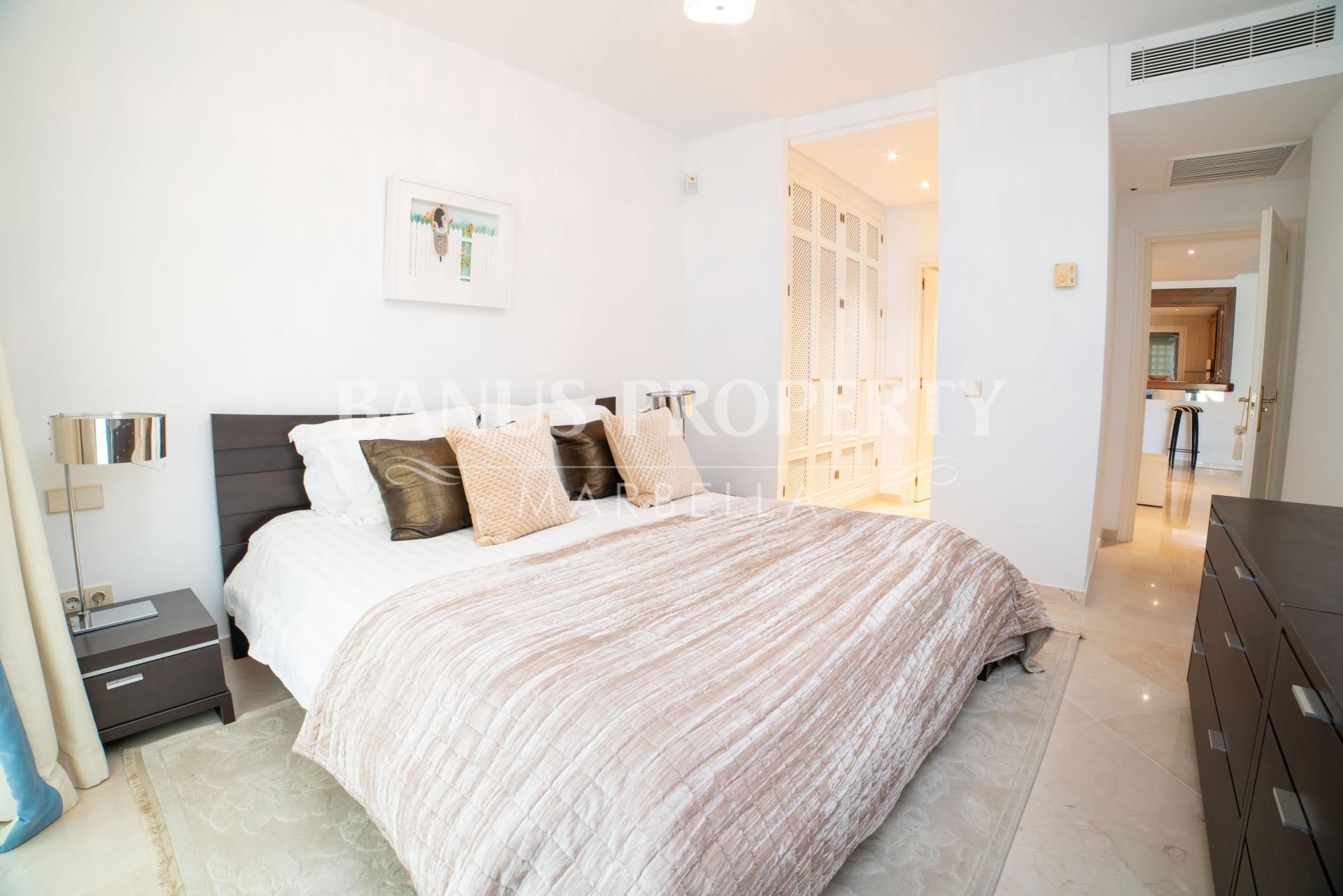 Gorgeous Mediterranean style apartment  in Jardines de Ventura del Mar - Puerto Banús