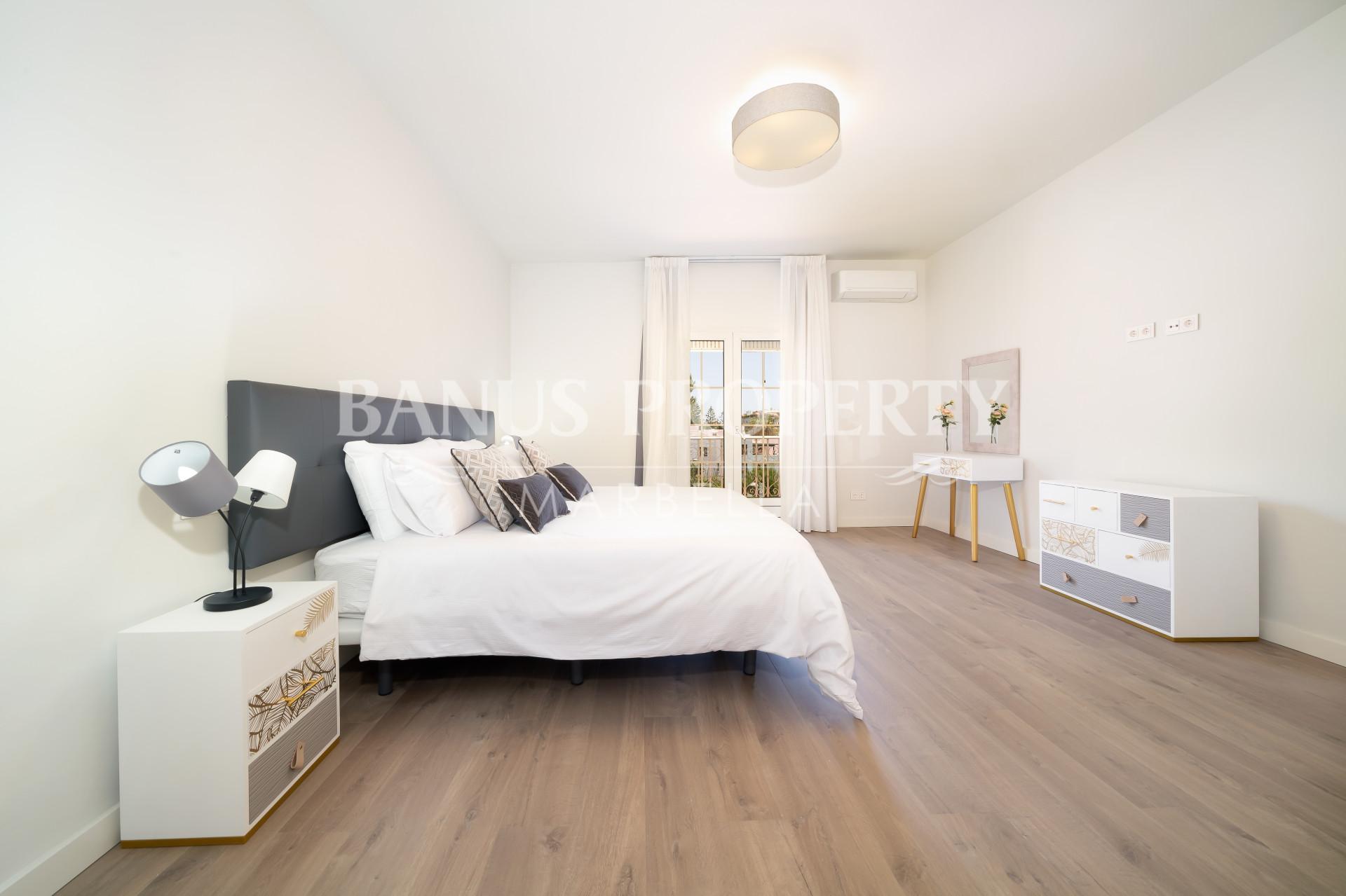 Beautiful bright apartment in Andalucía del Mar - Puerto Banús