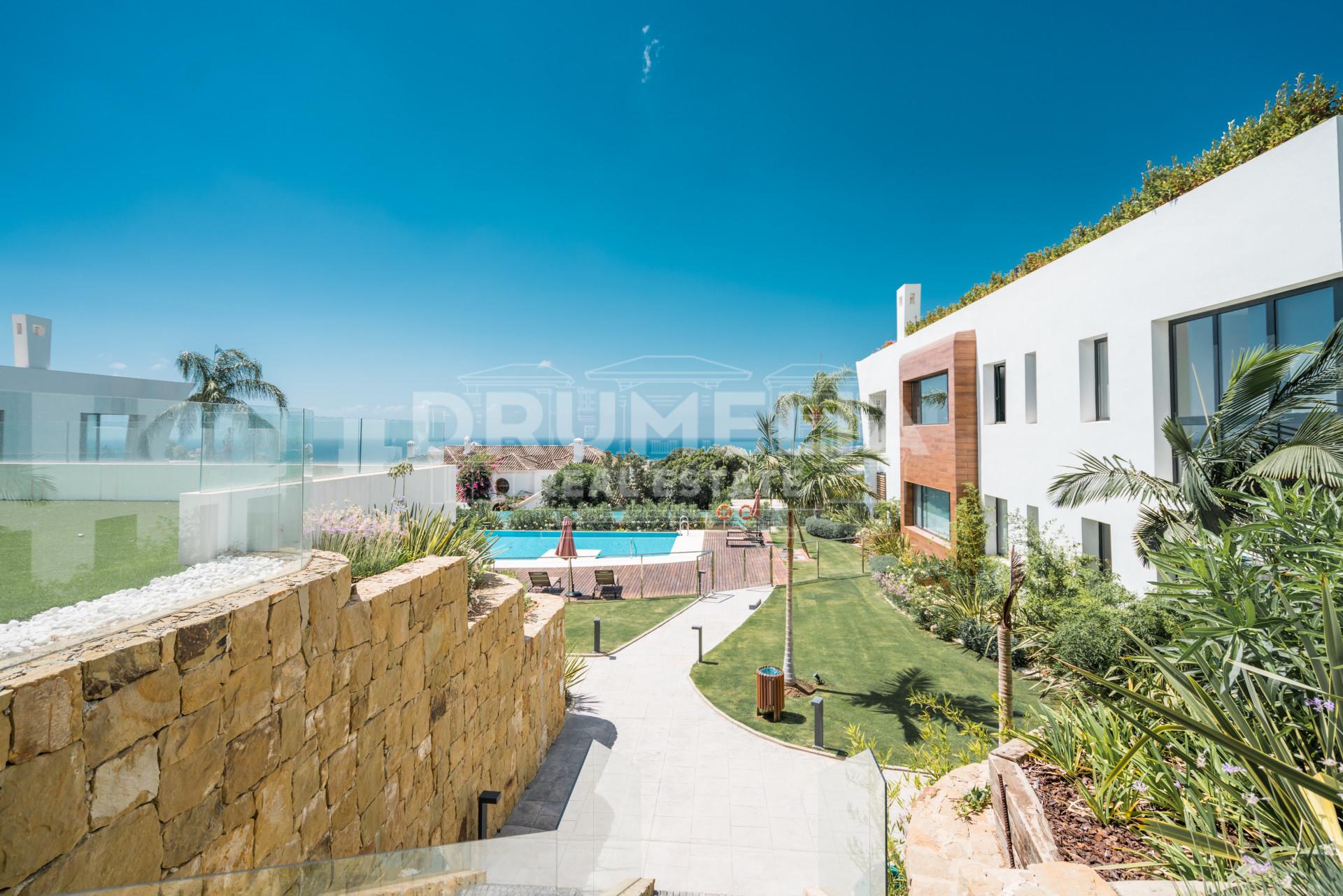 Apartment in Reserva de Sierra Blanca, Marbella Golden Mile