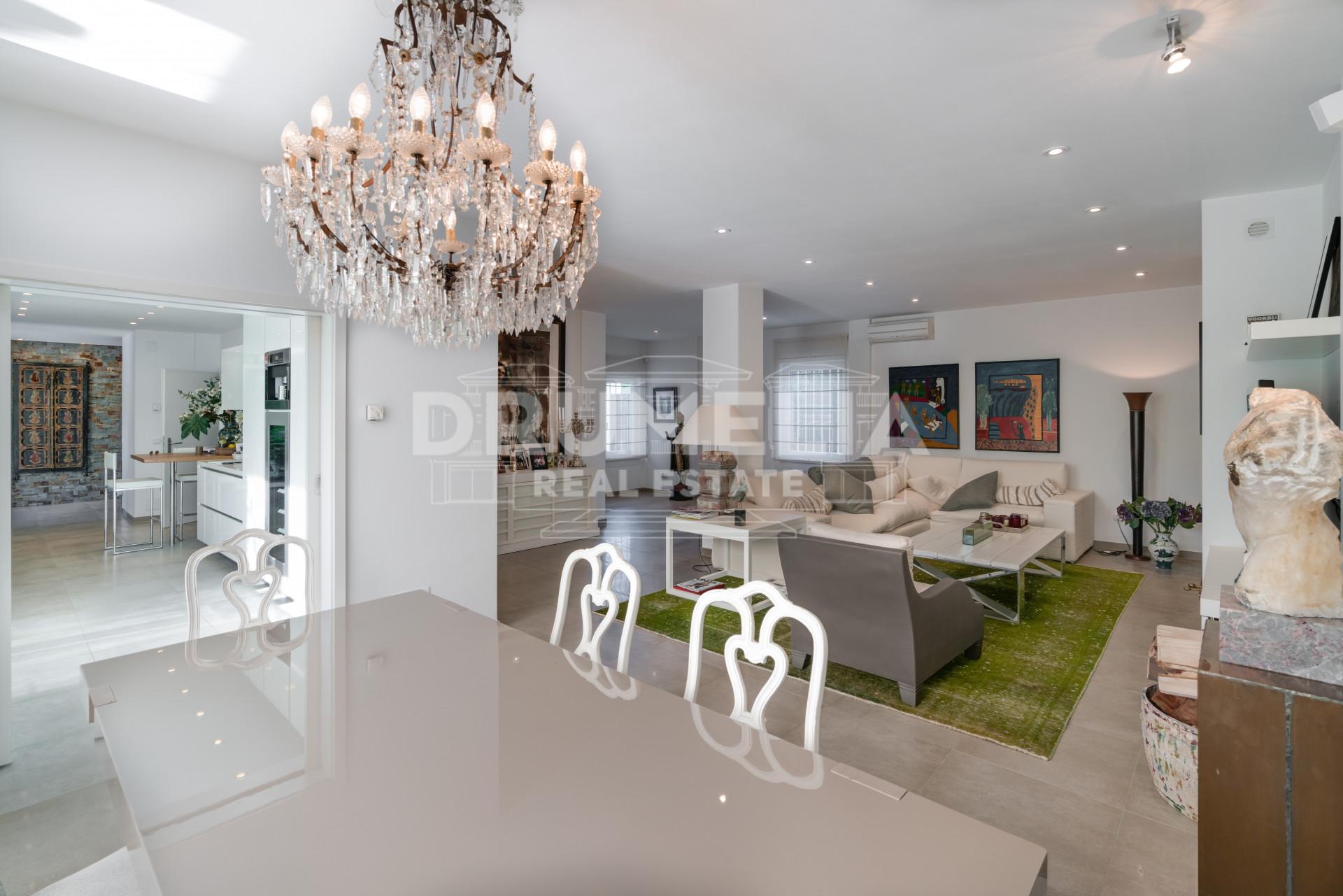 Villa elegante en marbella for Villa elegante