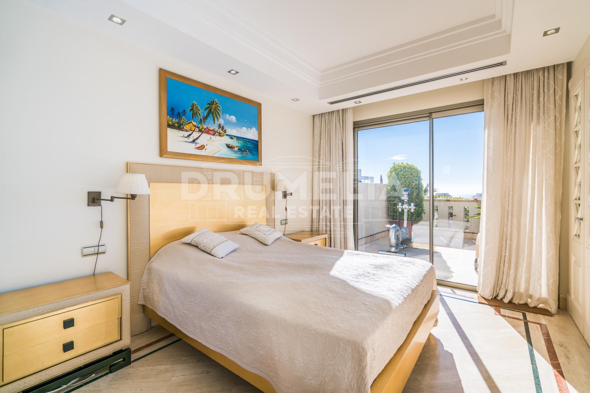 Town House in Sierra Blanca del Mar, Marbella Golden Mile