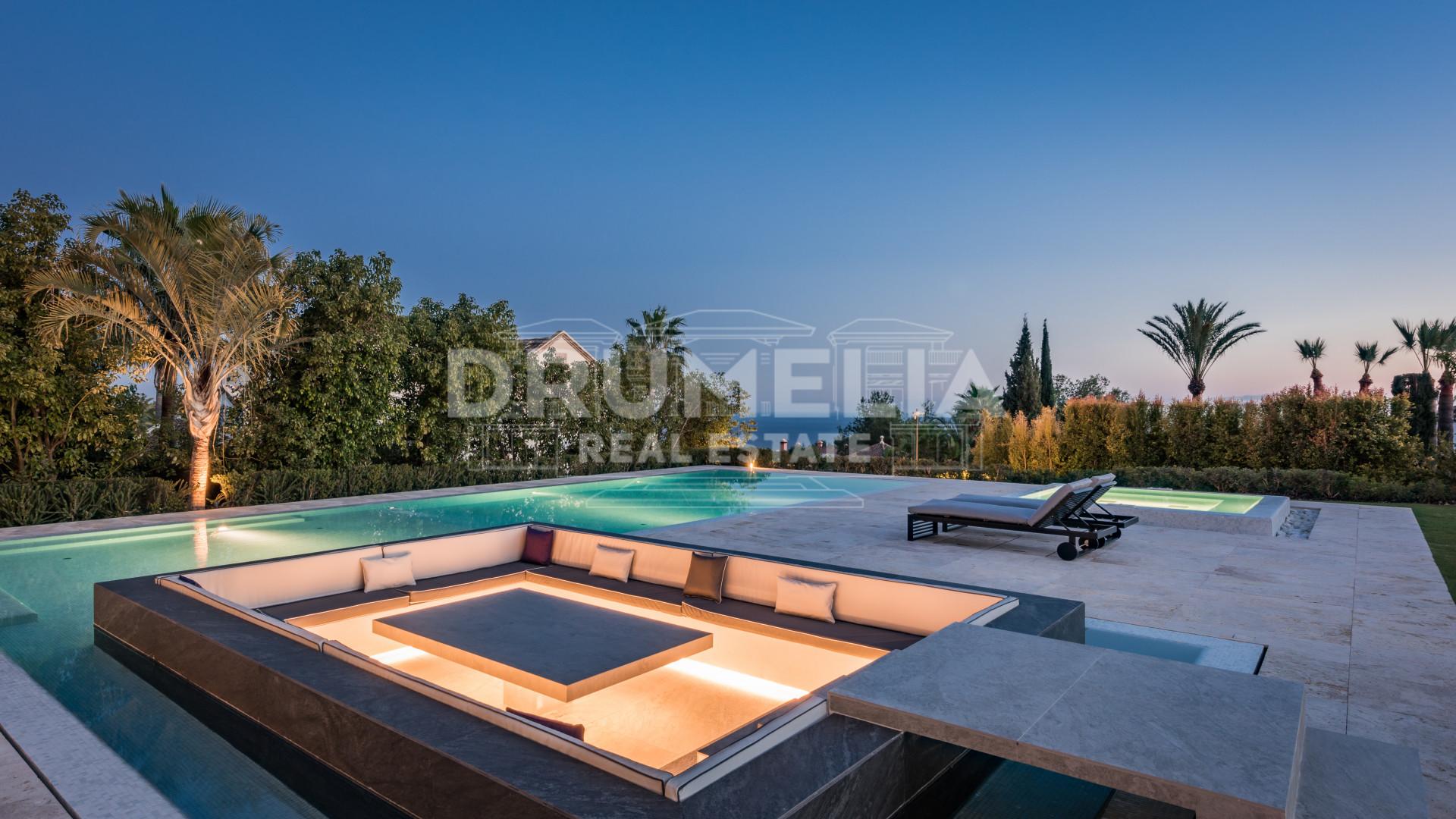 Villa in Sierra Blanca, Marbella Golden Mile