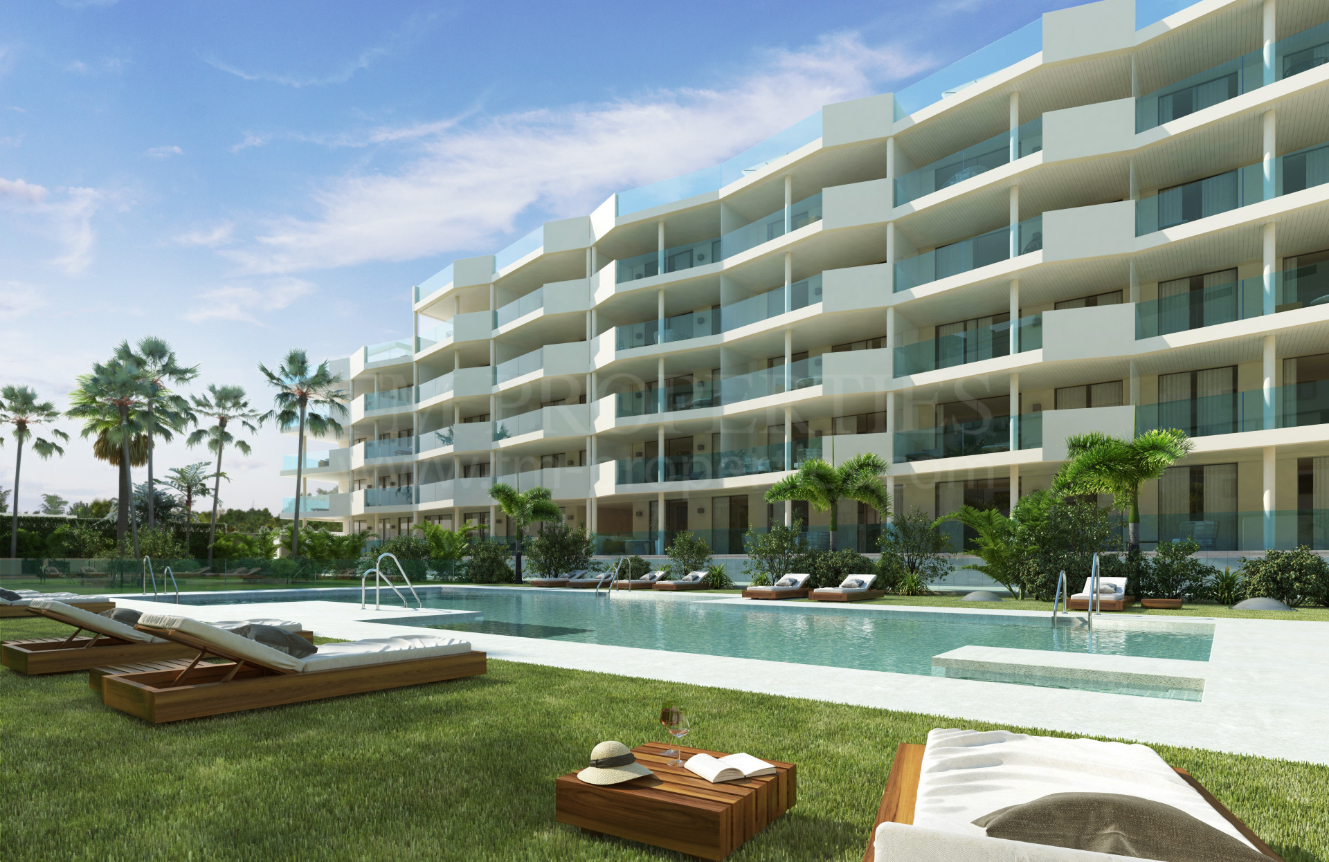 Photo Gallery - Innovative and elegant promotion of 1, 2 and 3 bedroom apartments and penthouses in Fuengirola