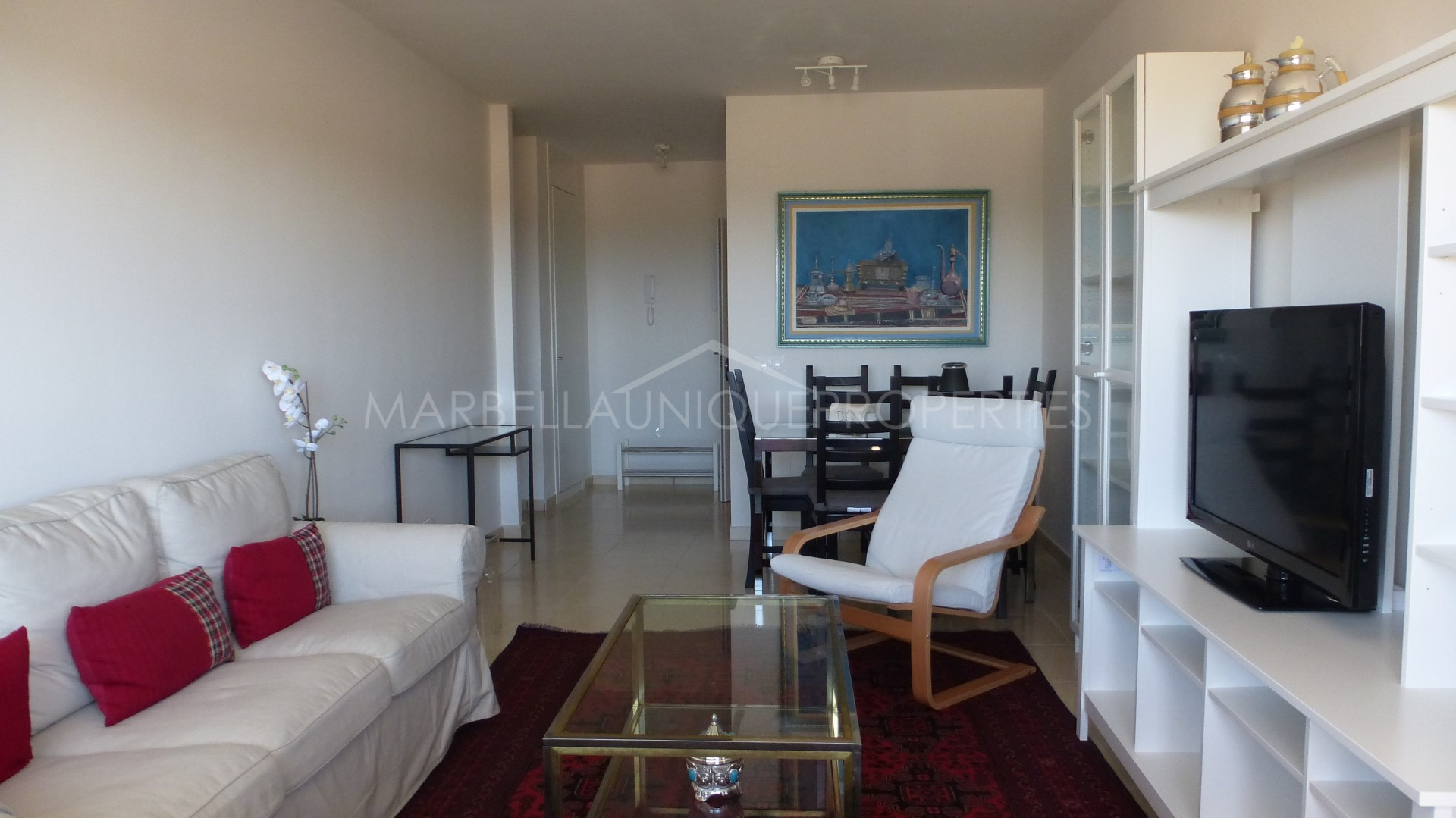 A Lovely 3 Bedroom Apartment In Albatross La Campana Nueva Andalucia