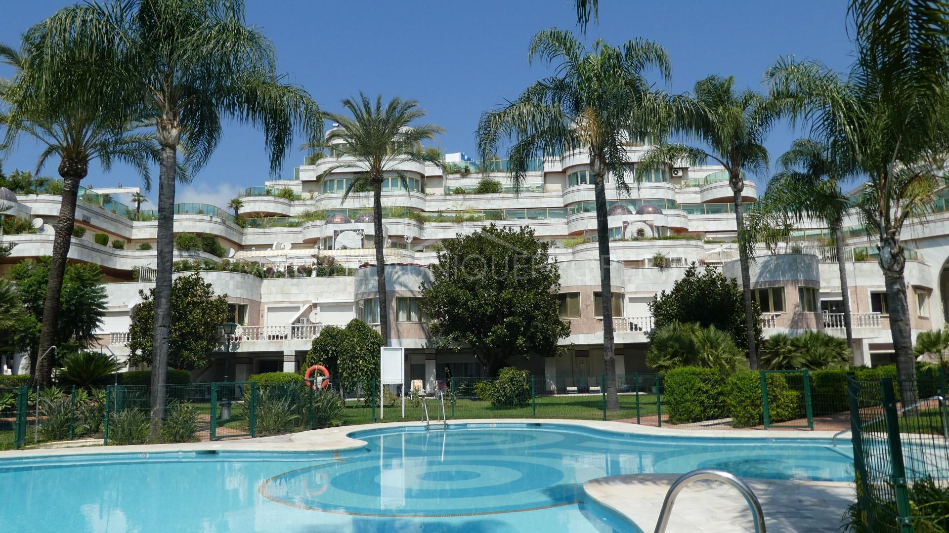 Appartements unique louer gray d 39 albion marbella puerto banus - Gray d albion puerto banus ...