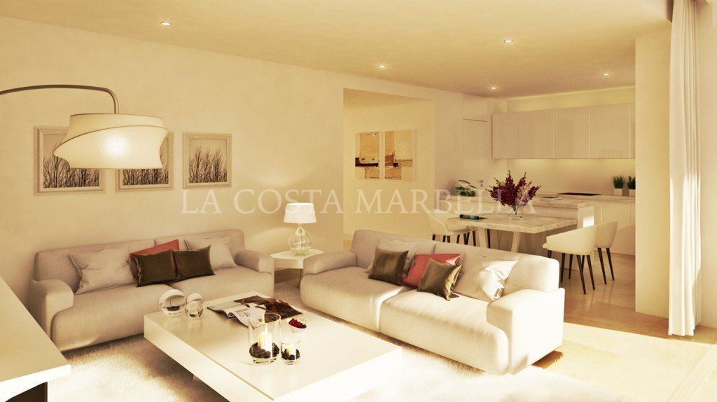 Apartment for sale in Cabopino, Marbella East