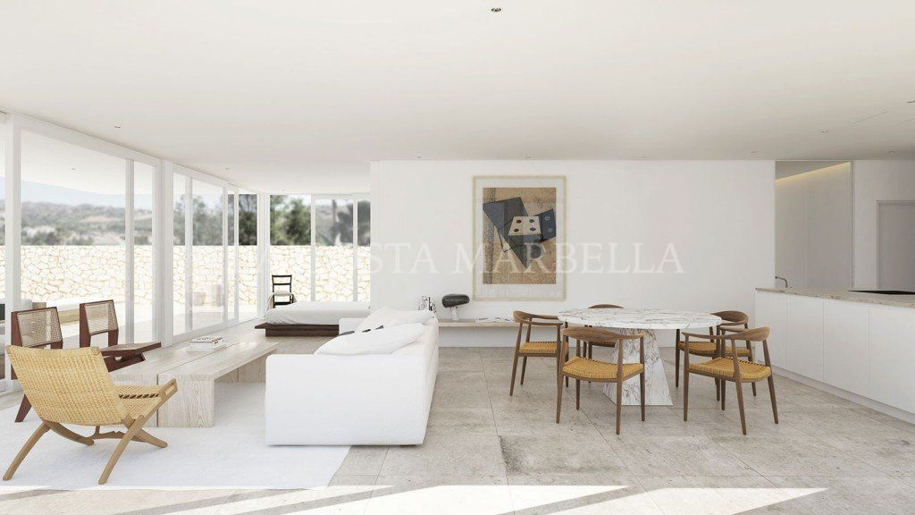 Villa for sale in Mijas Golf, Mijas Costa