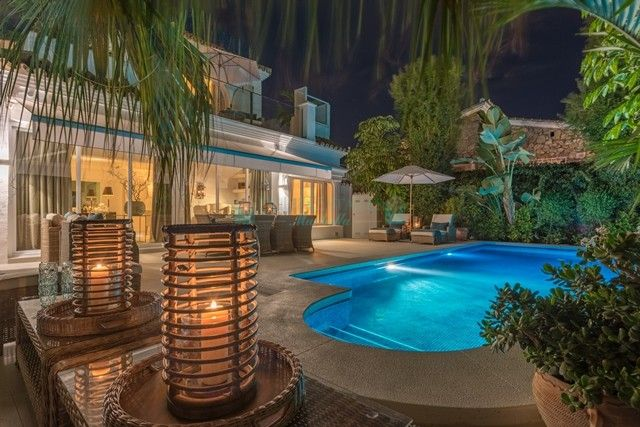 Villa for sale in Marbella Golden Mile