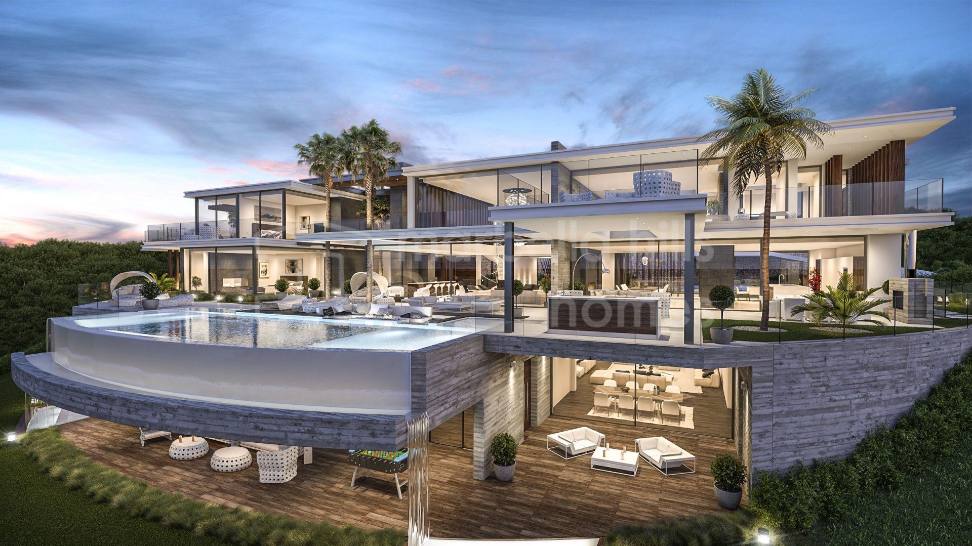 Nouvelle r alisation d 39 une luxueuse villa la zagaleta - Ambience home design marbella ...