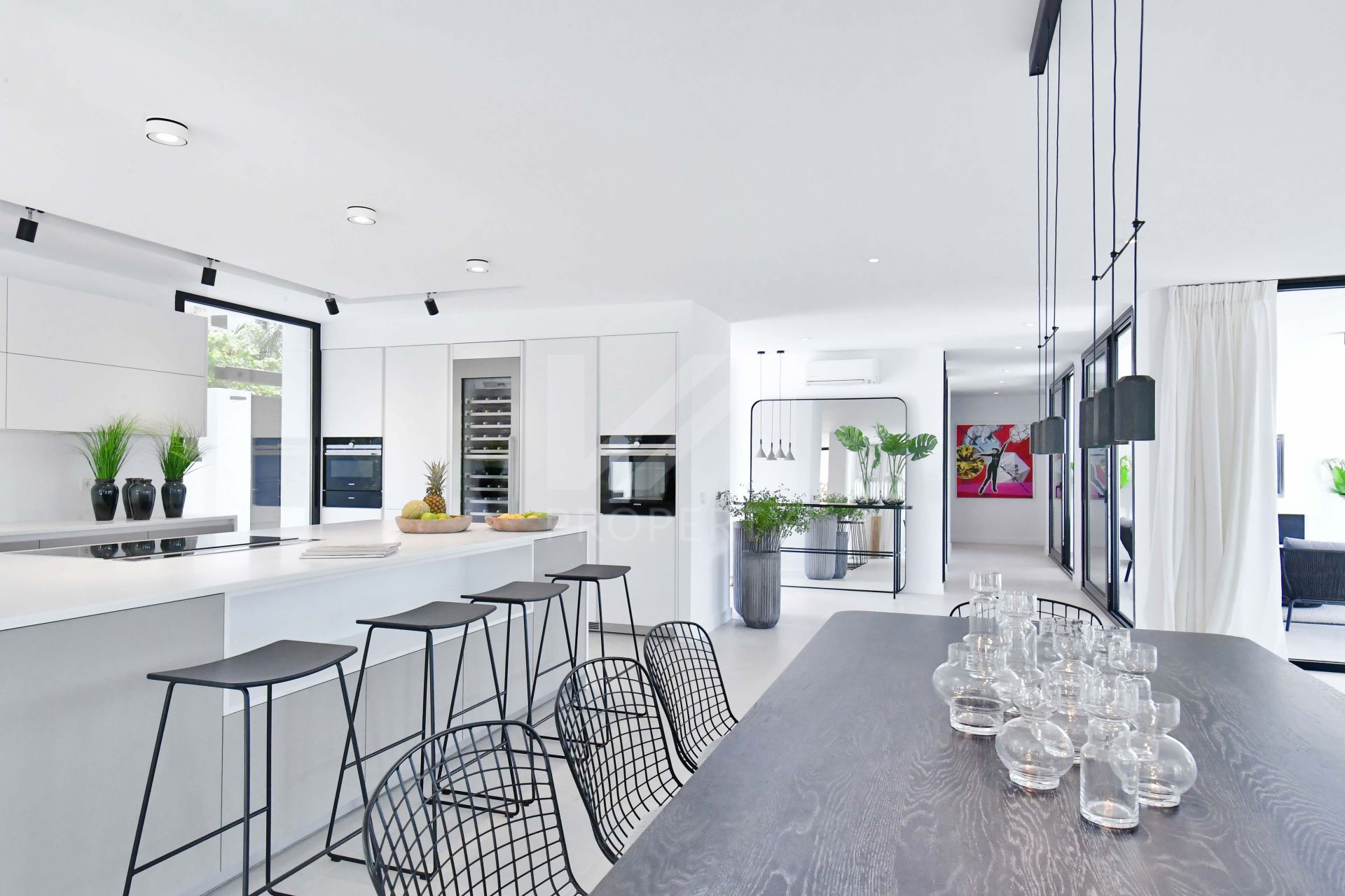 ultra modern villa with scandinavian interior design in the heart of rh vaproperty es