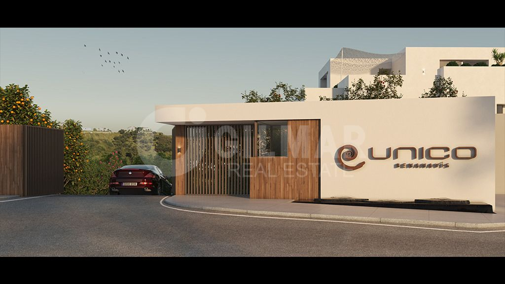Property development Unico, Benahavis