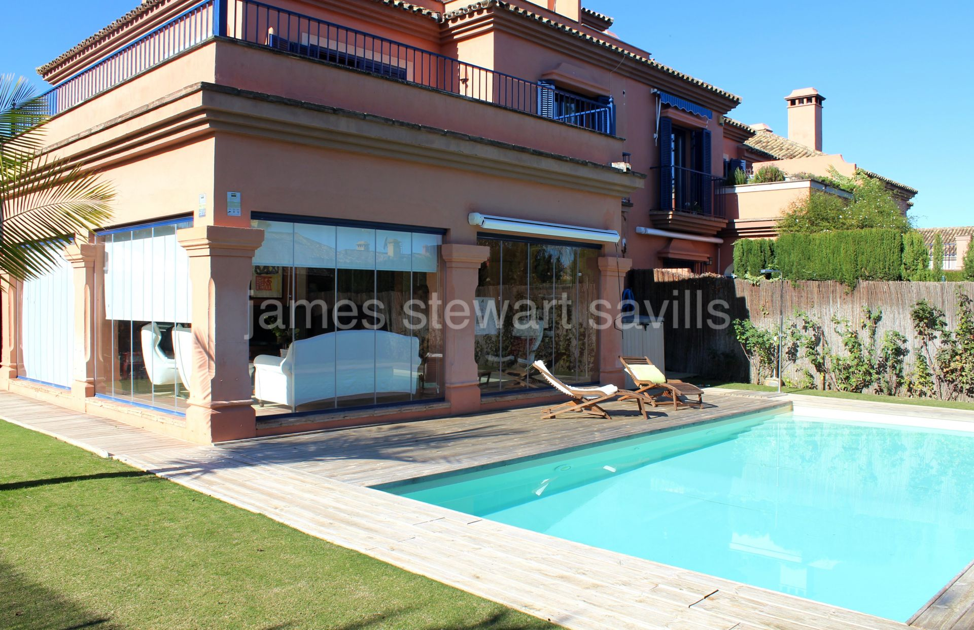 Semi Detached House for sale in El Casar Floresta, Sotogrande