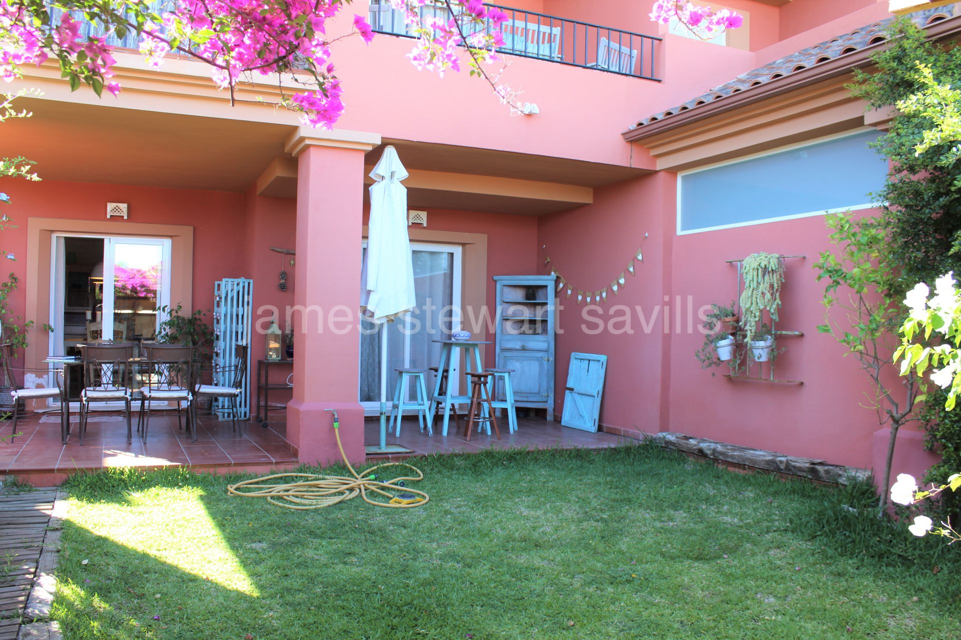 Ground Floor Duplex for rent in Pueblo Nuevo de Guadiaro