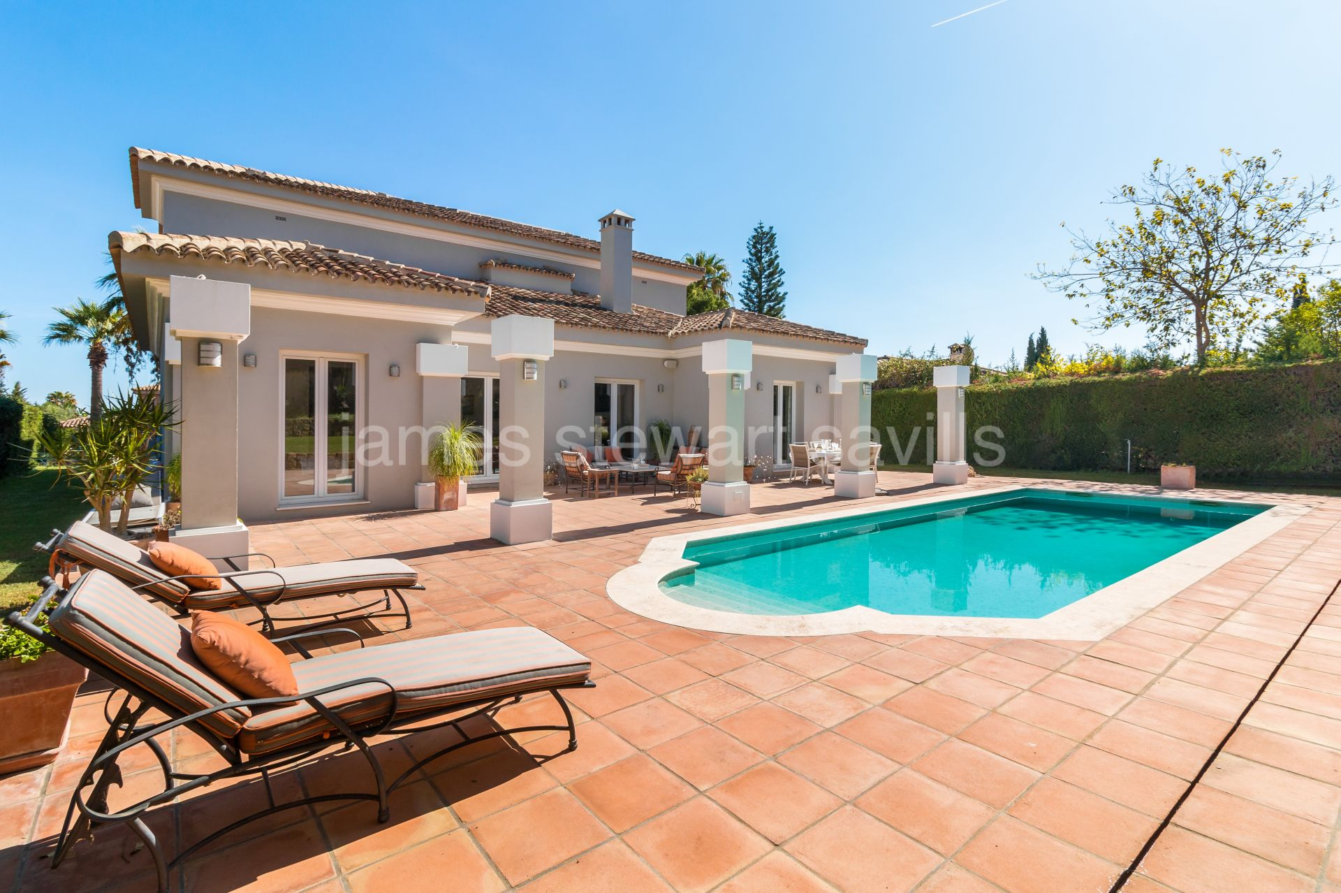 Villa for sale in Sotogrande Costa Central, Sotogrande