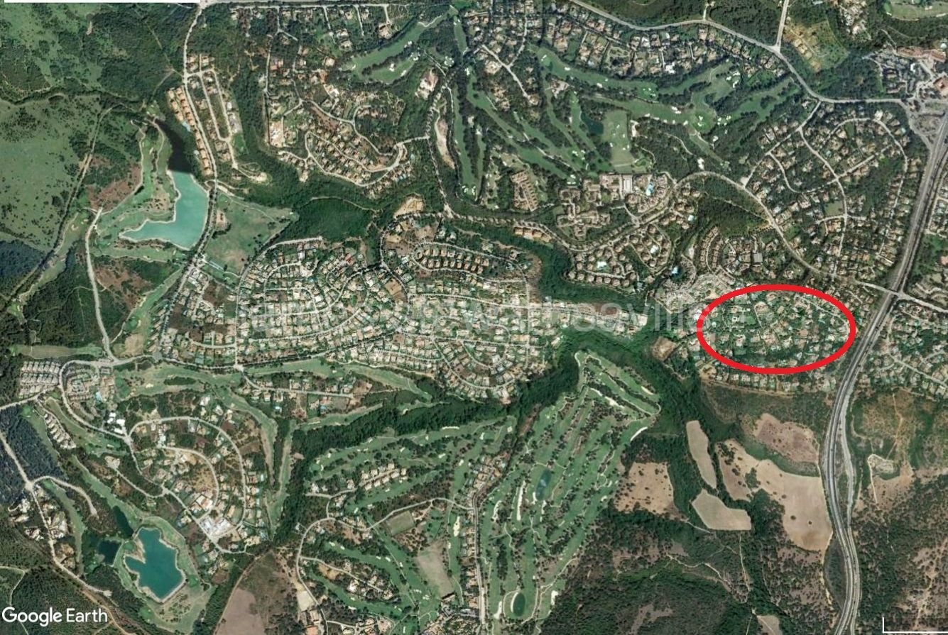 Plot for sale in Sotogrande Alto Central, Sotogrande