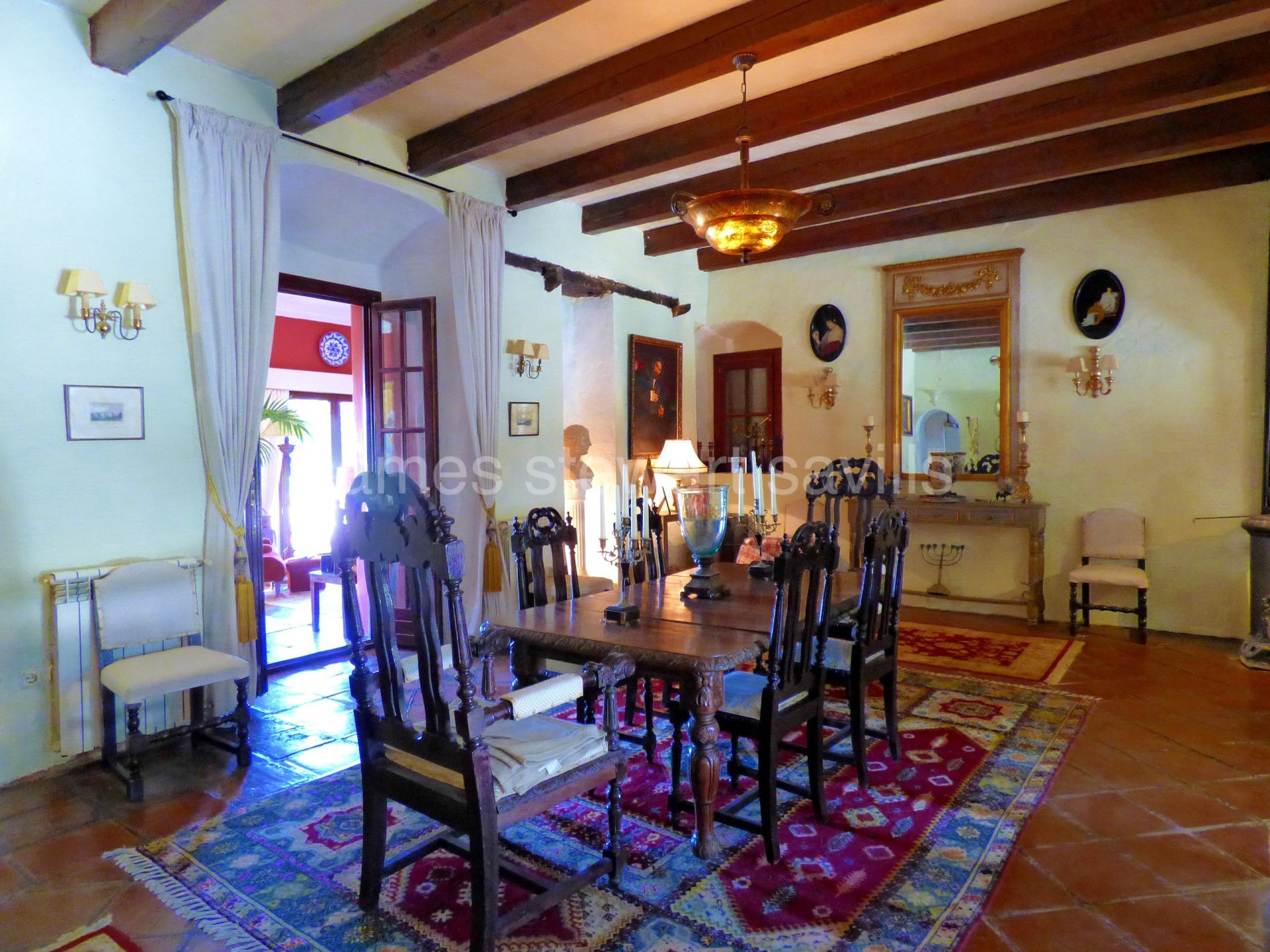 Cortijo for sale in Manilva