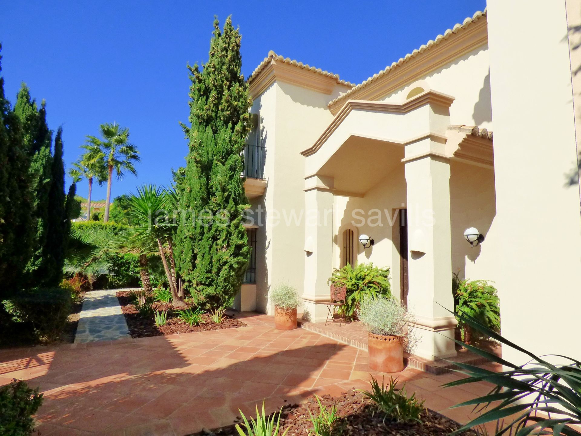 Villa for sale in Sotogrande Alto, Sotogrande
