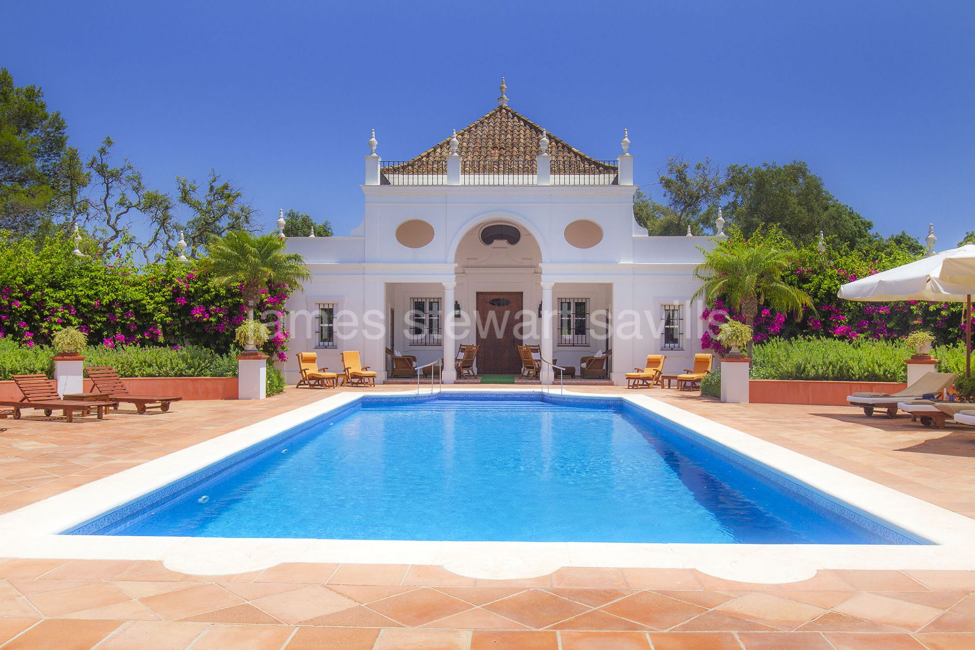 Mansion for sale in Sotogrande Alto, Sotogrande
