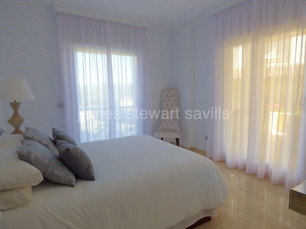 Ground Floor Apartment for sale in San Roque Club, San Roque