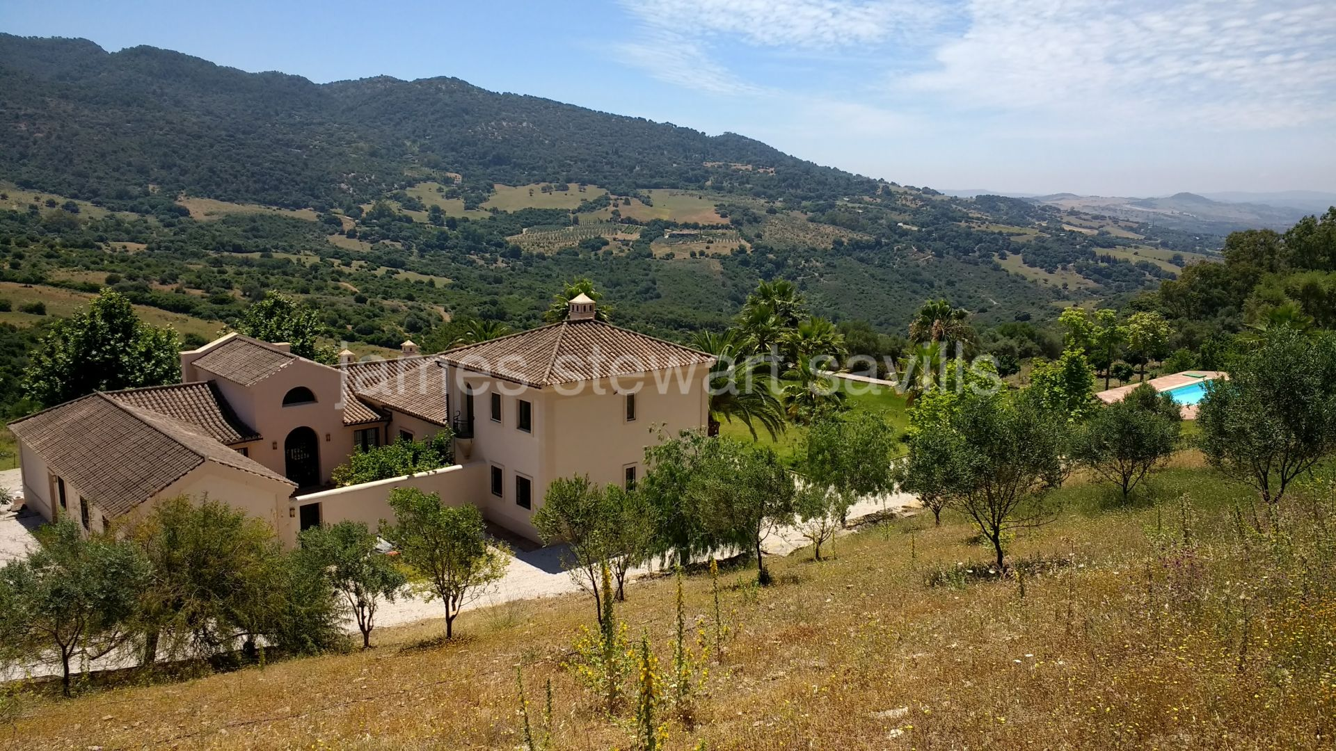 Cortijo for sale in Gaucin