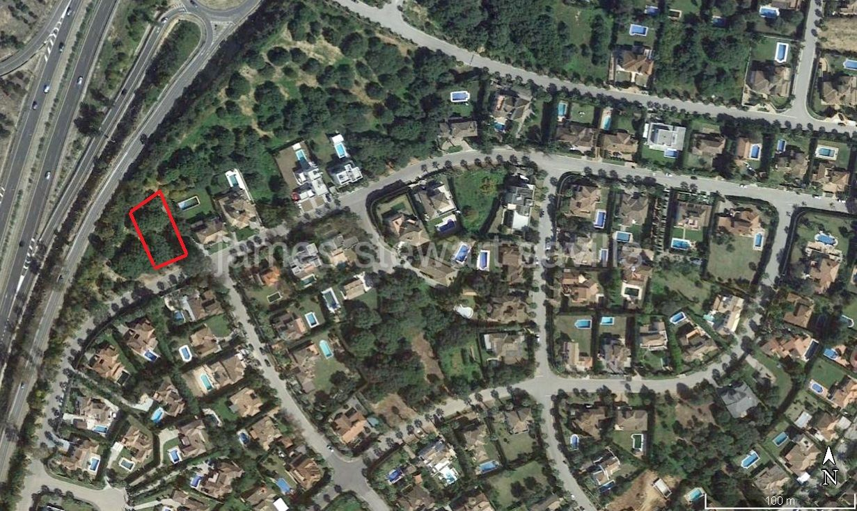 Plot for sale in Sotogrande Costa, Sotogrande