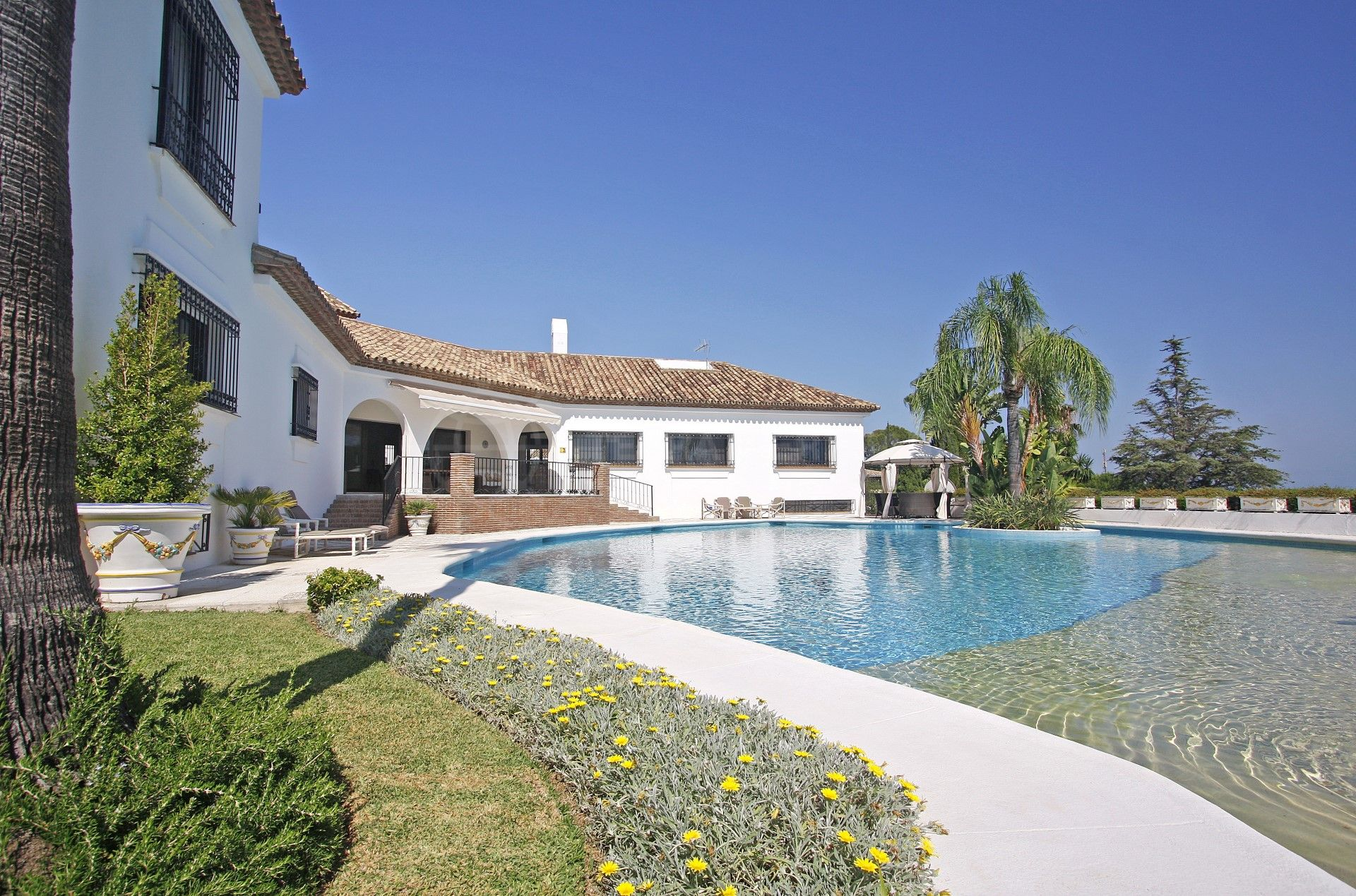 Villa A Vendre A Estepona