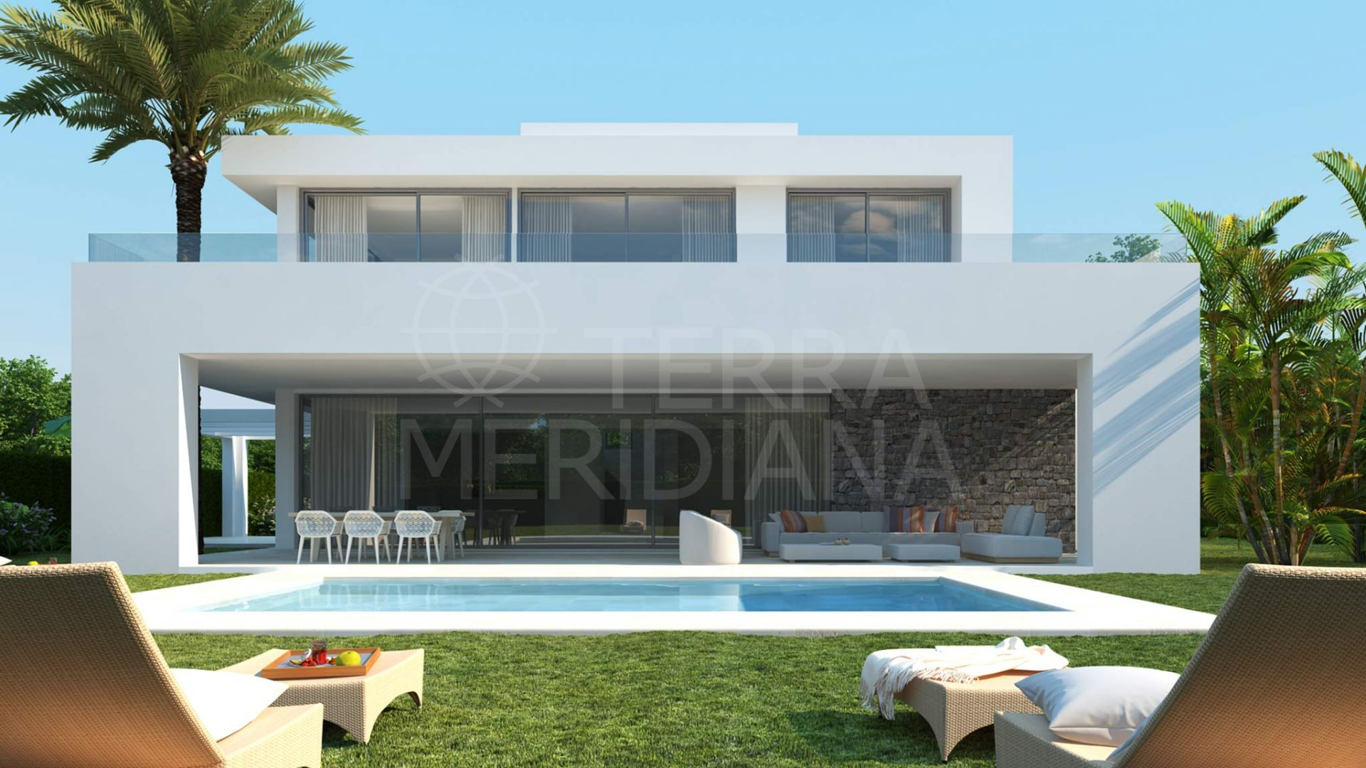 Villa for sale in the resort-like development of La Finca de Marbella 2, Rio Real, Marbella East