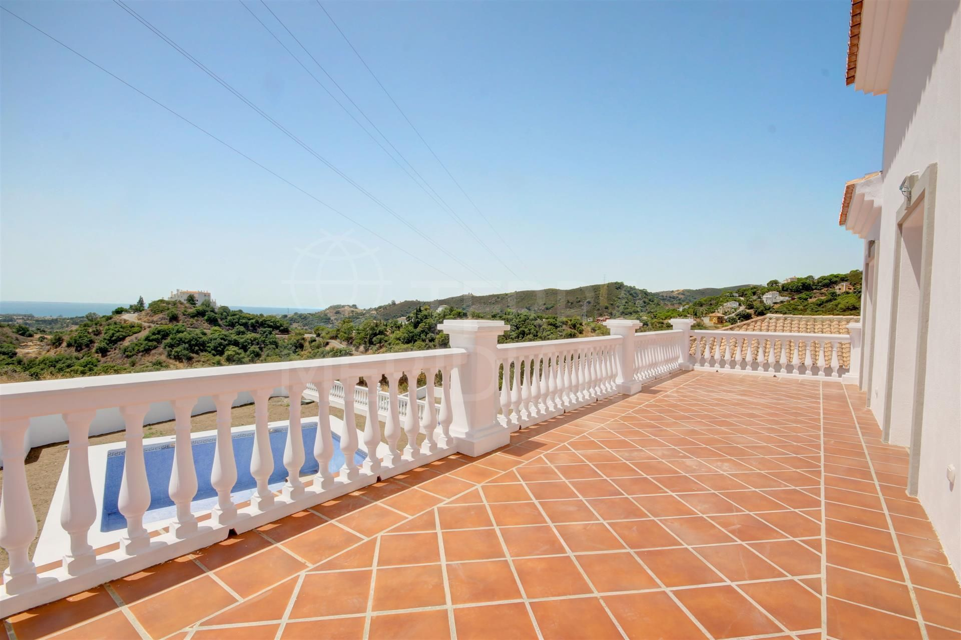 Development Opportunity - 4 brand new villas for sale in Forest Hills, with open views to the sea