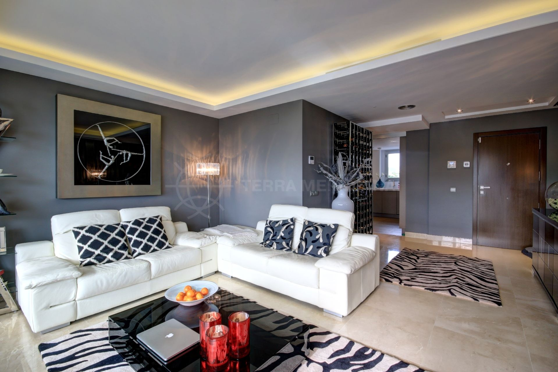 Immaculate Apartment For Sale In New Build Complex Horizon Beach With Fantastic Sea Views