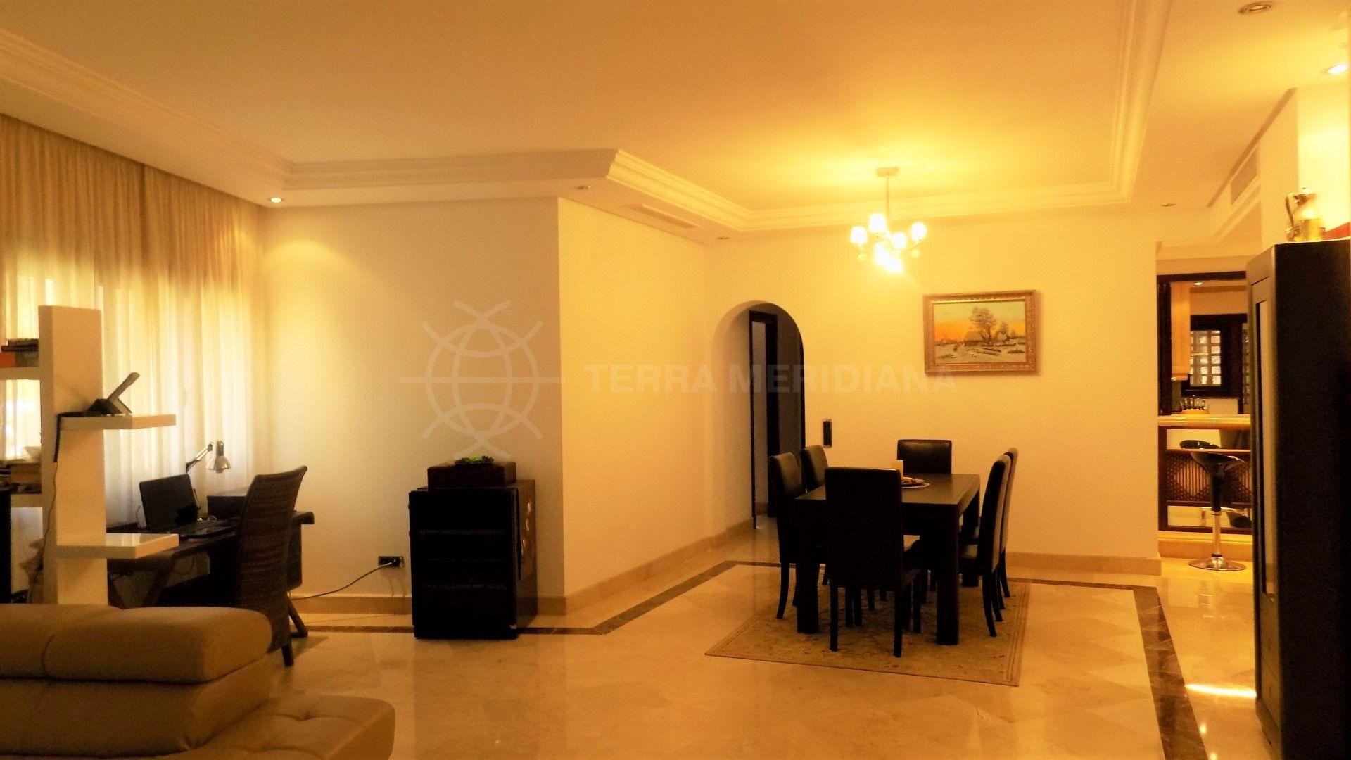 appartement rez de chauss e vendre torre bermeja estepona. Black Bedroom Furniture Sets. Home Design Ideas