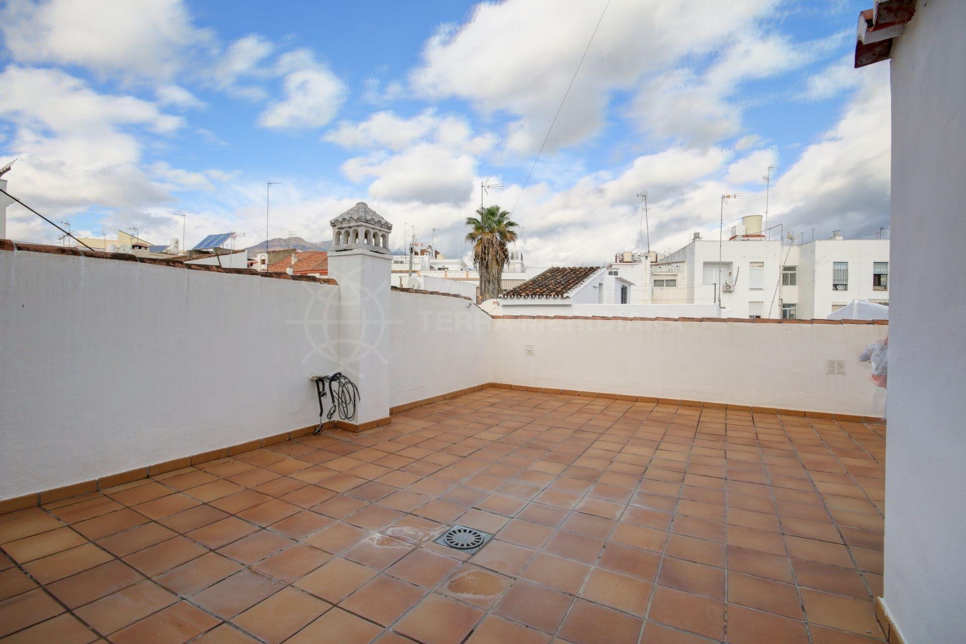 Casa adosada en venta en el casco antiguo de estepona nueva construccion - Apartamentos en venta en estepona ...