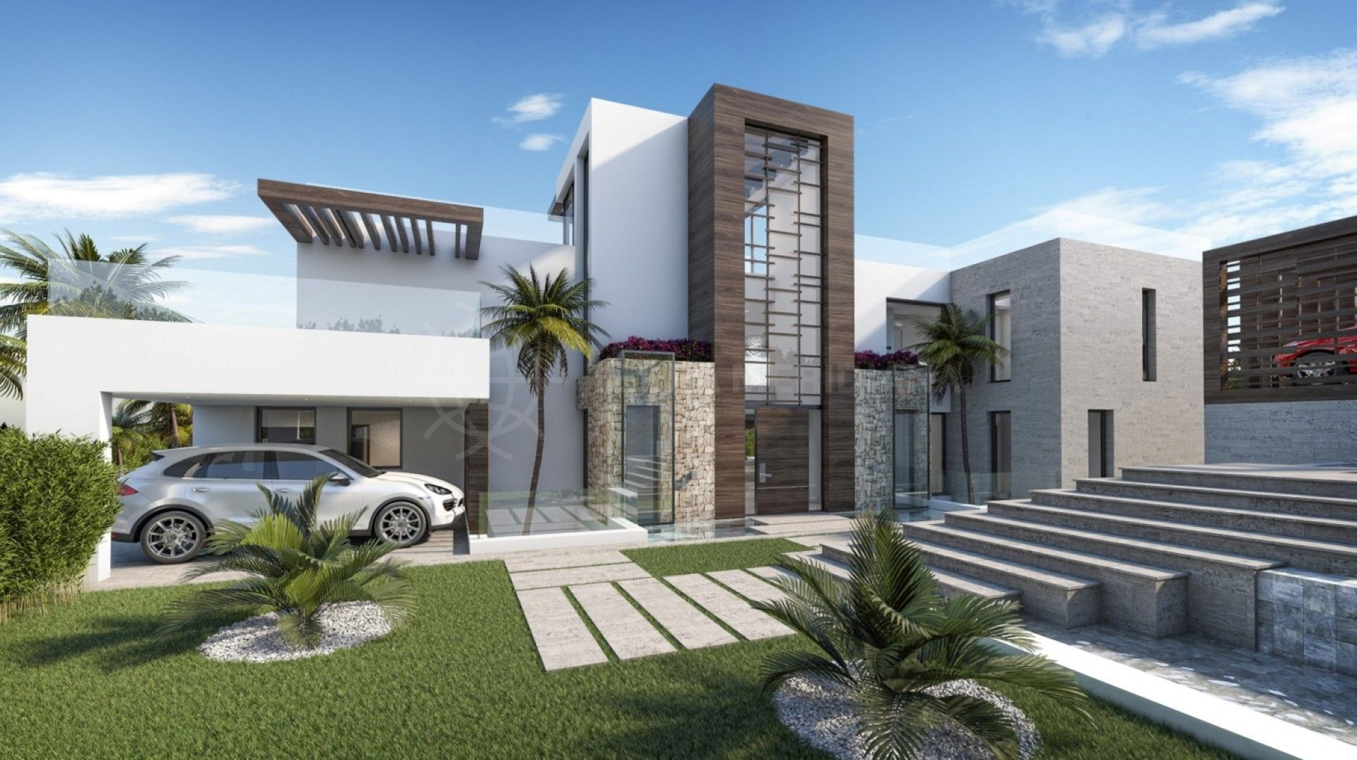 New build luxury modern villa for sale private pool - Ambience home design marbella ...