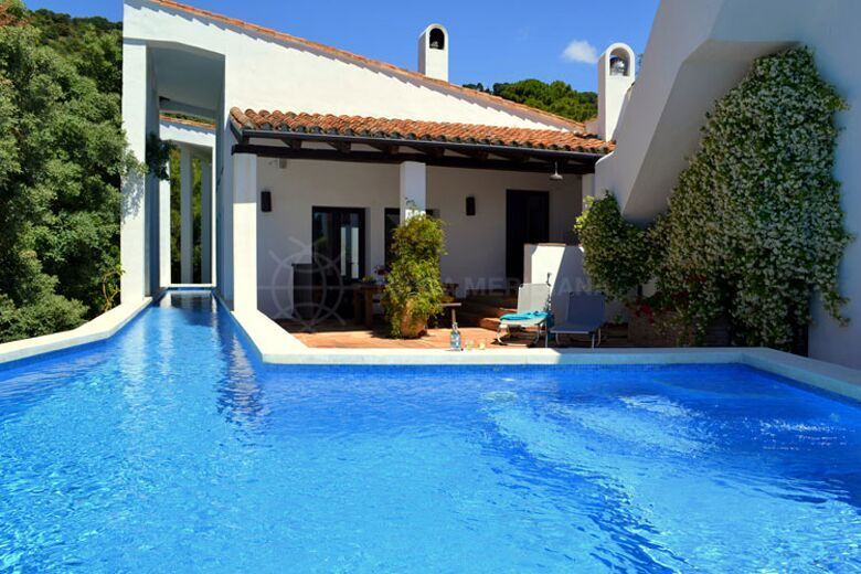 4 bedroom modern andalusian country house for sale in for 6 bedroom house with swimming pool for sale