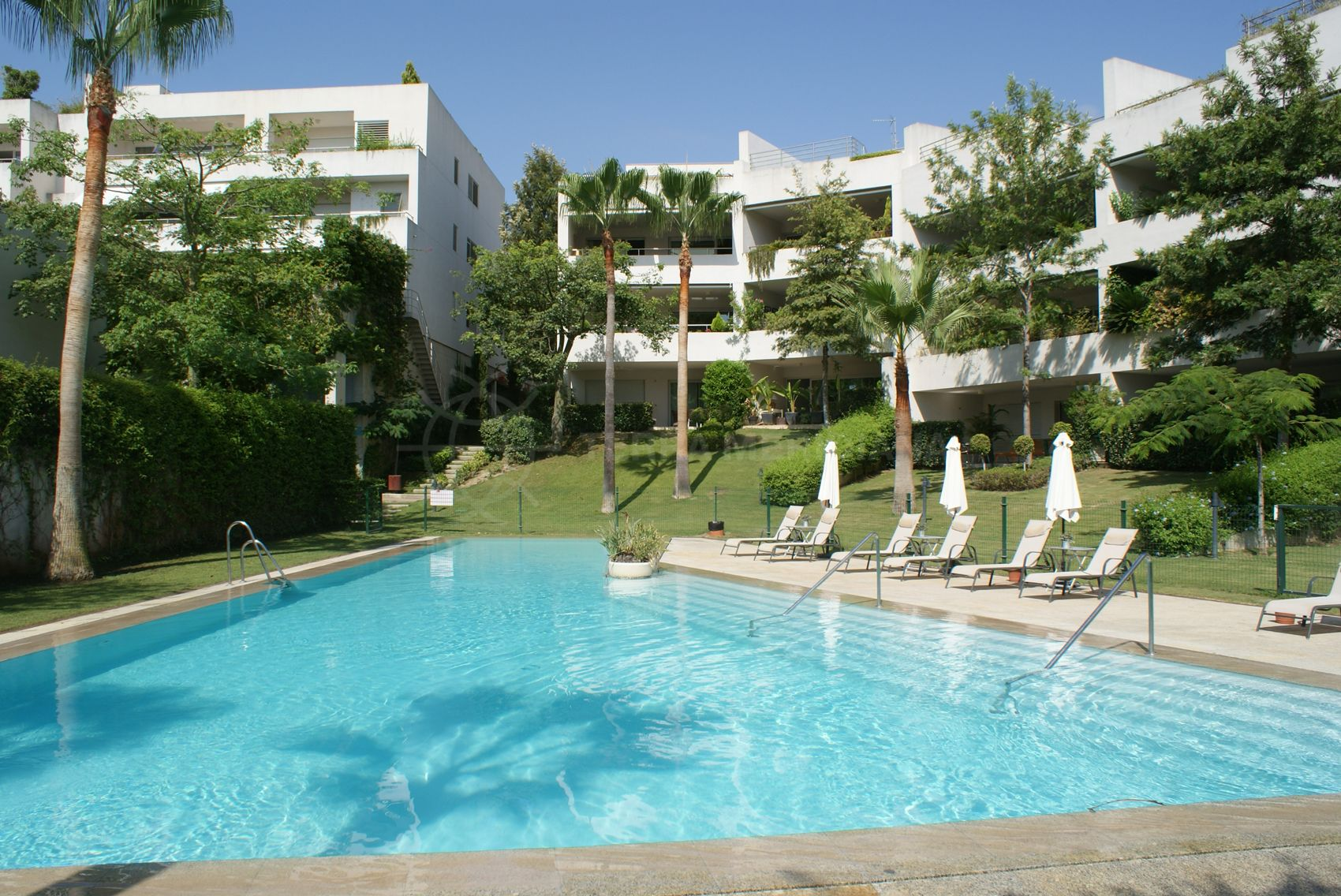 Southeast facing first floor apartment for sale in polo gardens sotogrande with communal - Polo gardens sotogrande ...