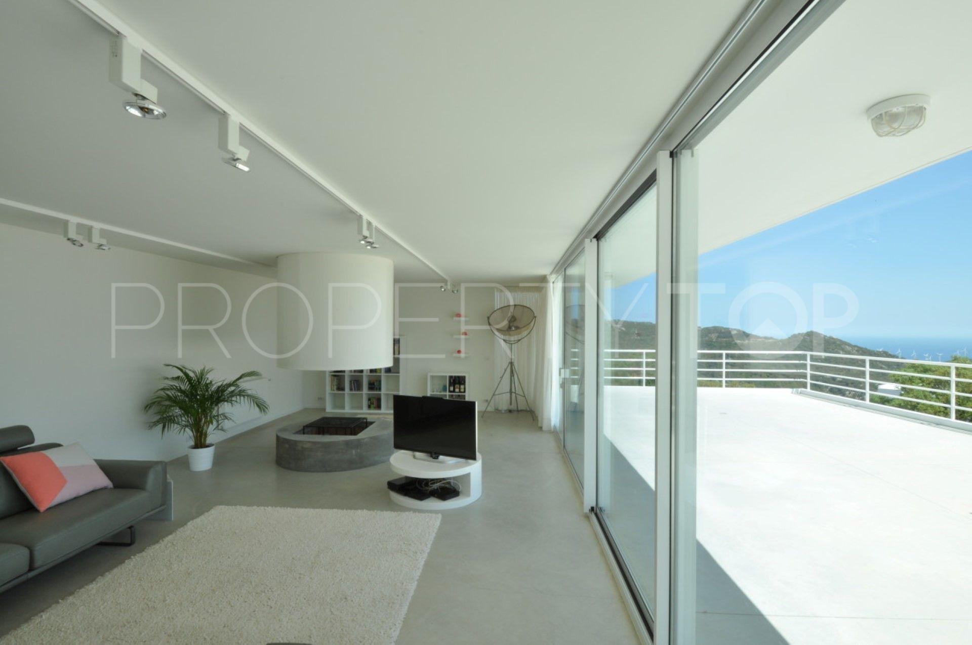 buy villa in tarifa with 4 bedrooms terra meridiana. Black Bedroom Furniture Sets. Home Design Ideas