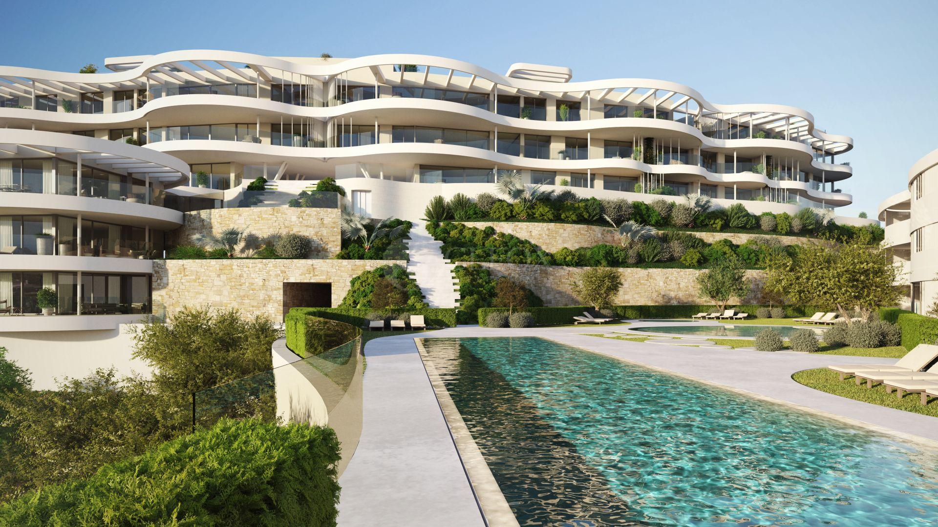 Apartamento en venta en Las Colinas de Marbella, Benahavis