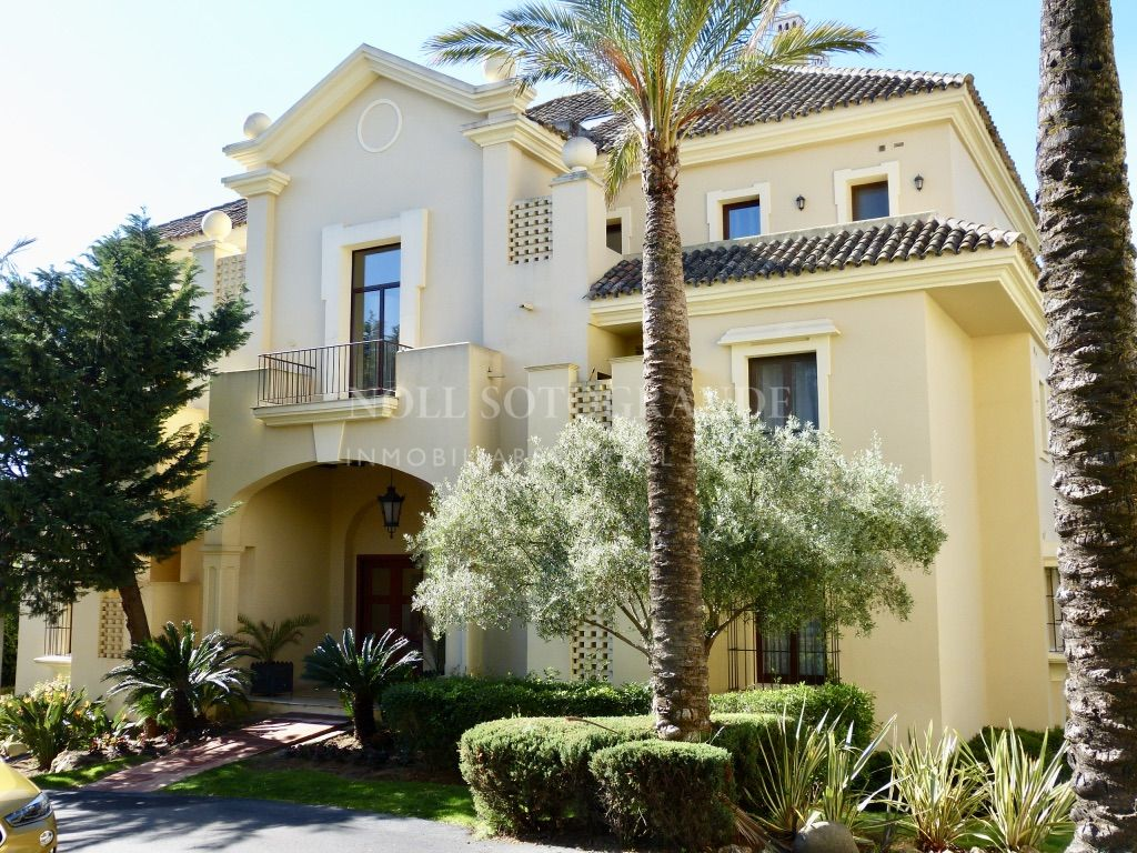 Apartment for sale in Valgrande, Sotogrande