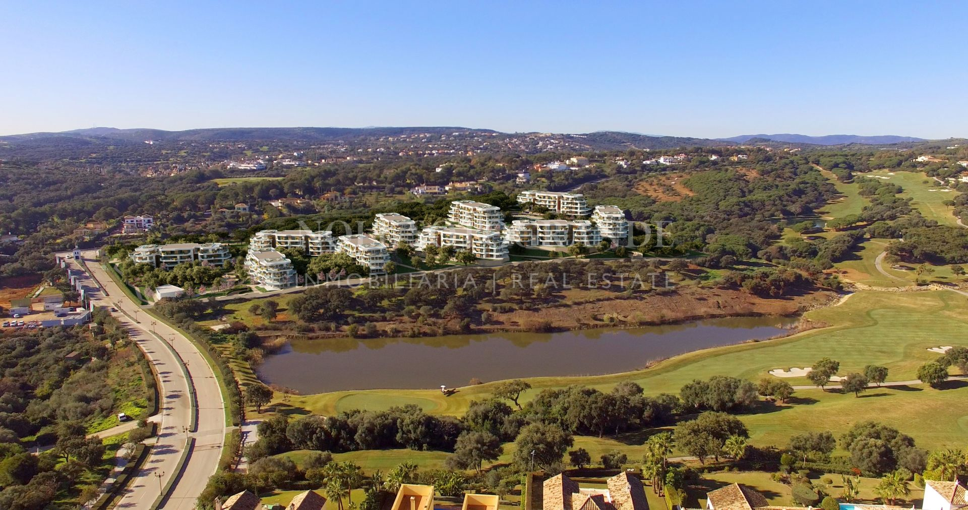 Sotogrande, Village Verde Apartments in La Reserva