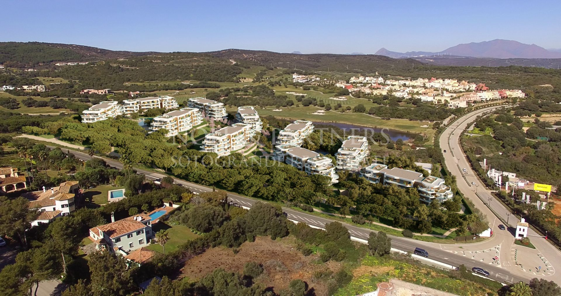 Sotogrande, Village Verde Apartments in La Reserva