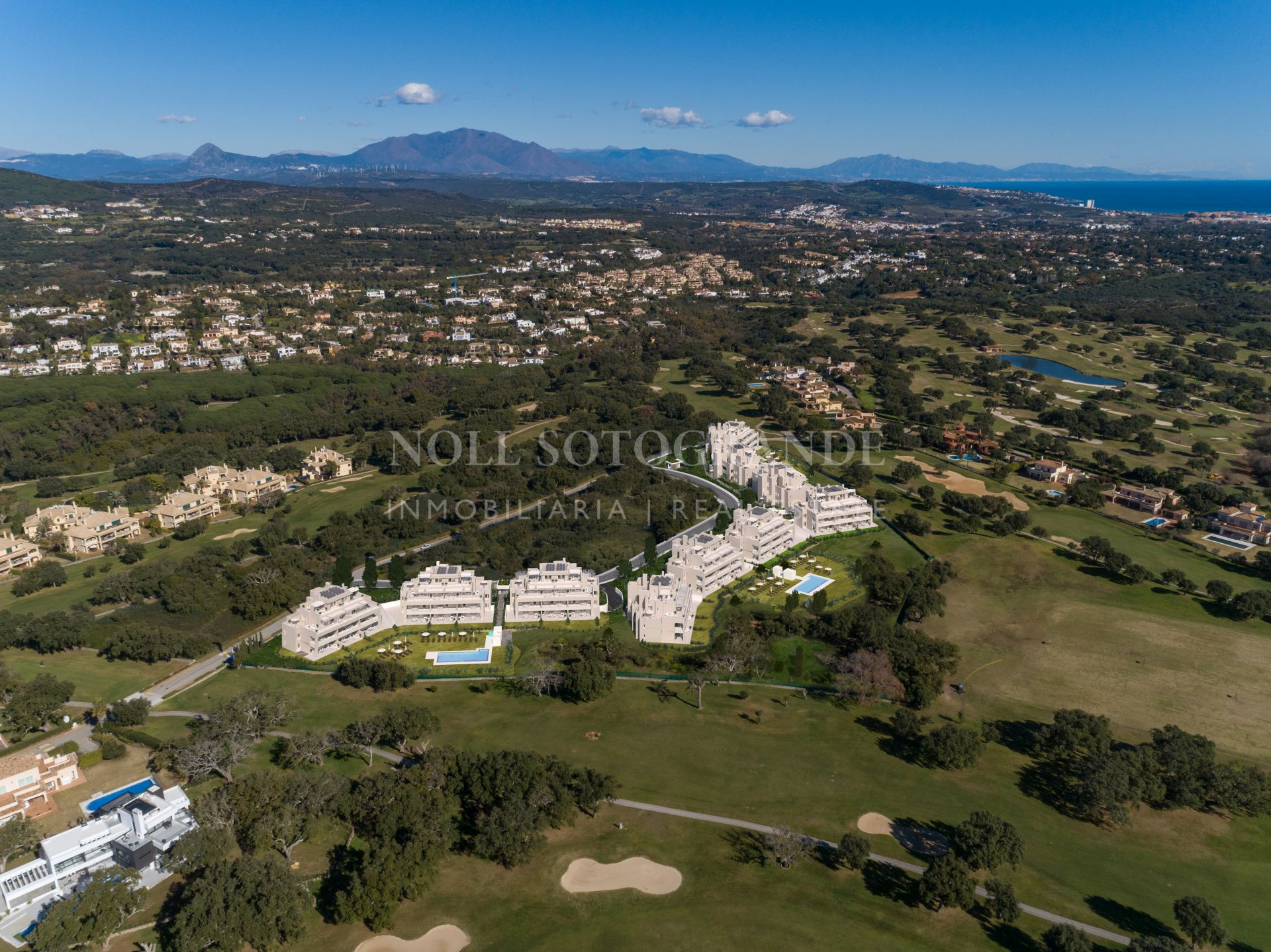 Opportunity to buy an off-plan apartment at San Roque Club